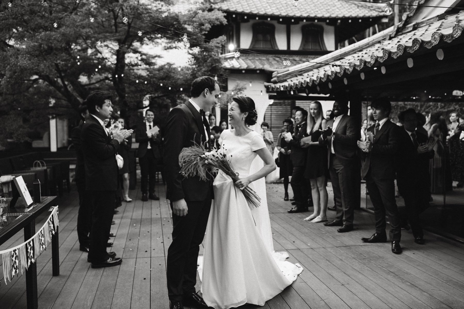 destination wedding Shozan resort garden Kyoto