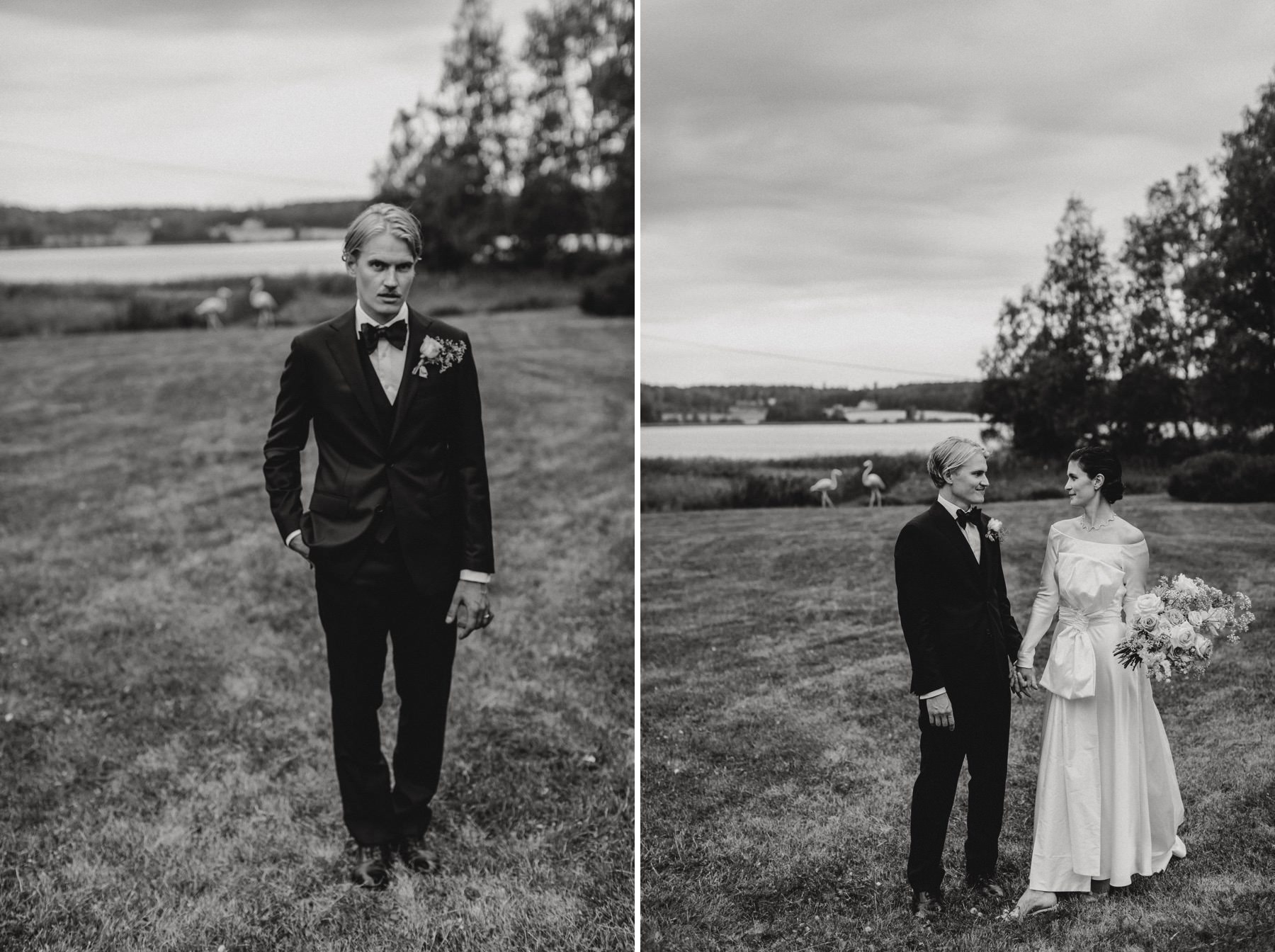dokumentaarinen kuvaus Helsinki häät