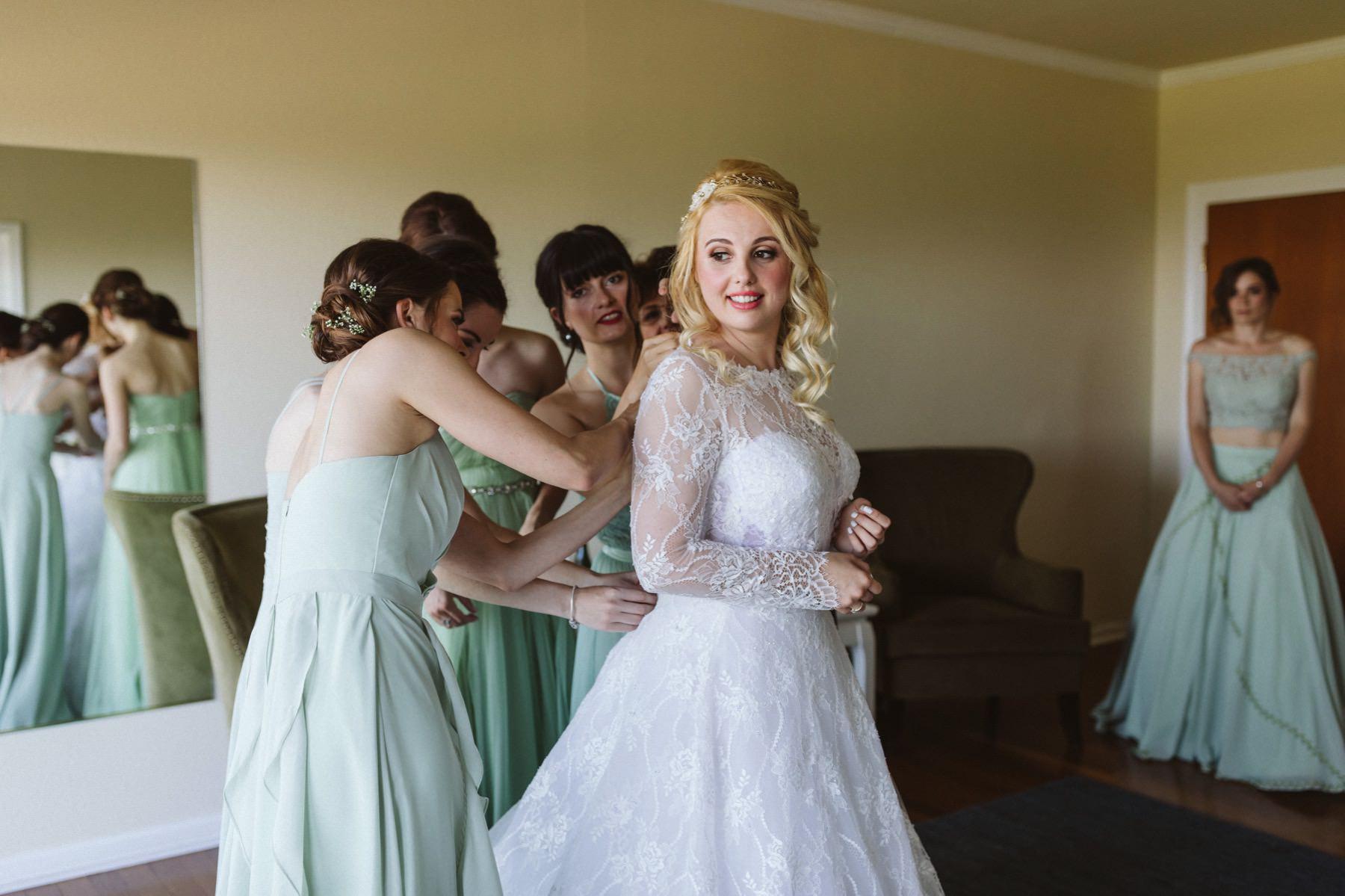 Thomas Fogarty wedding