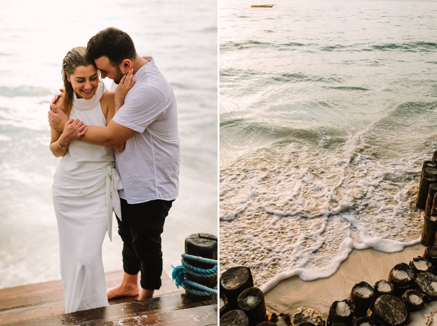 Zanzibar beach wedding