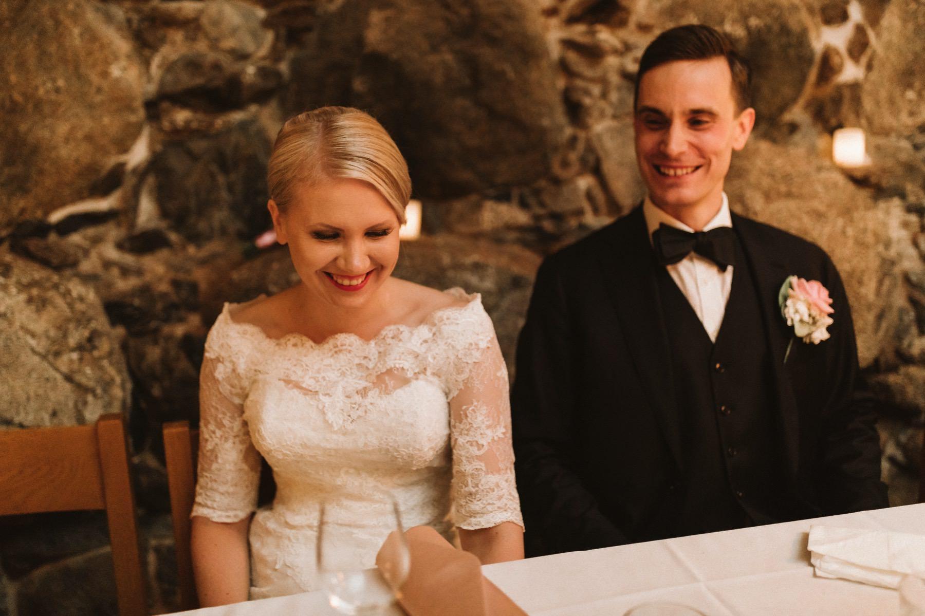 wedding in Hämeenlinna