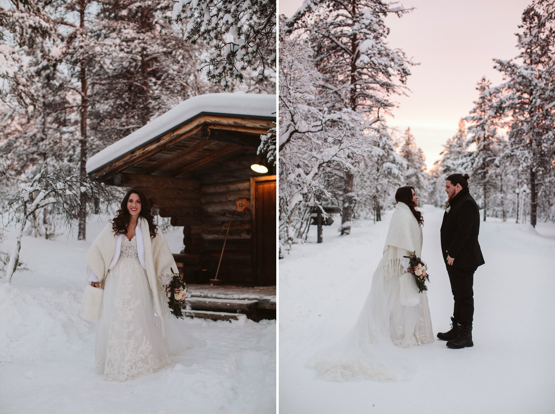 best Lapland wedding photographer