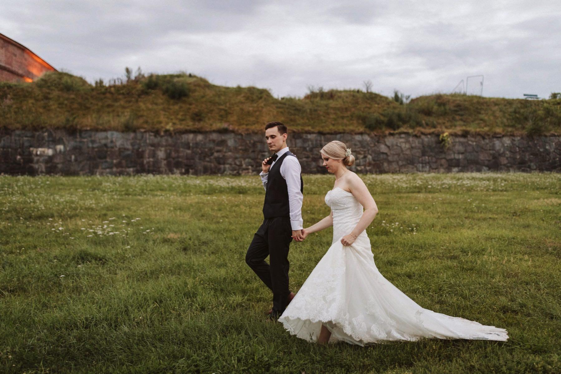 castle wedding Hämeenlinna