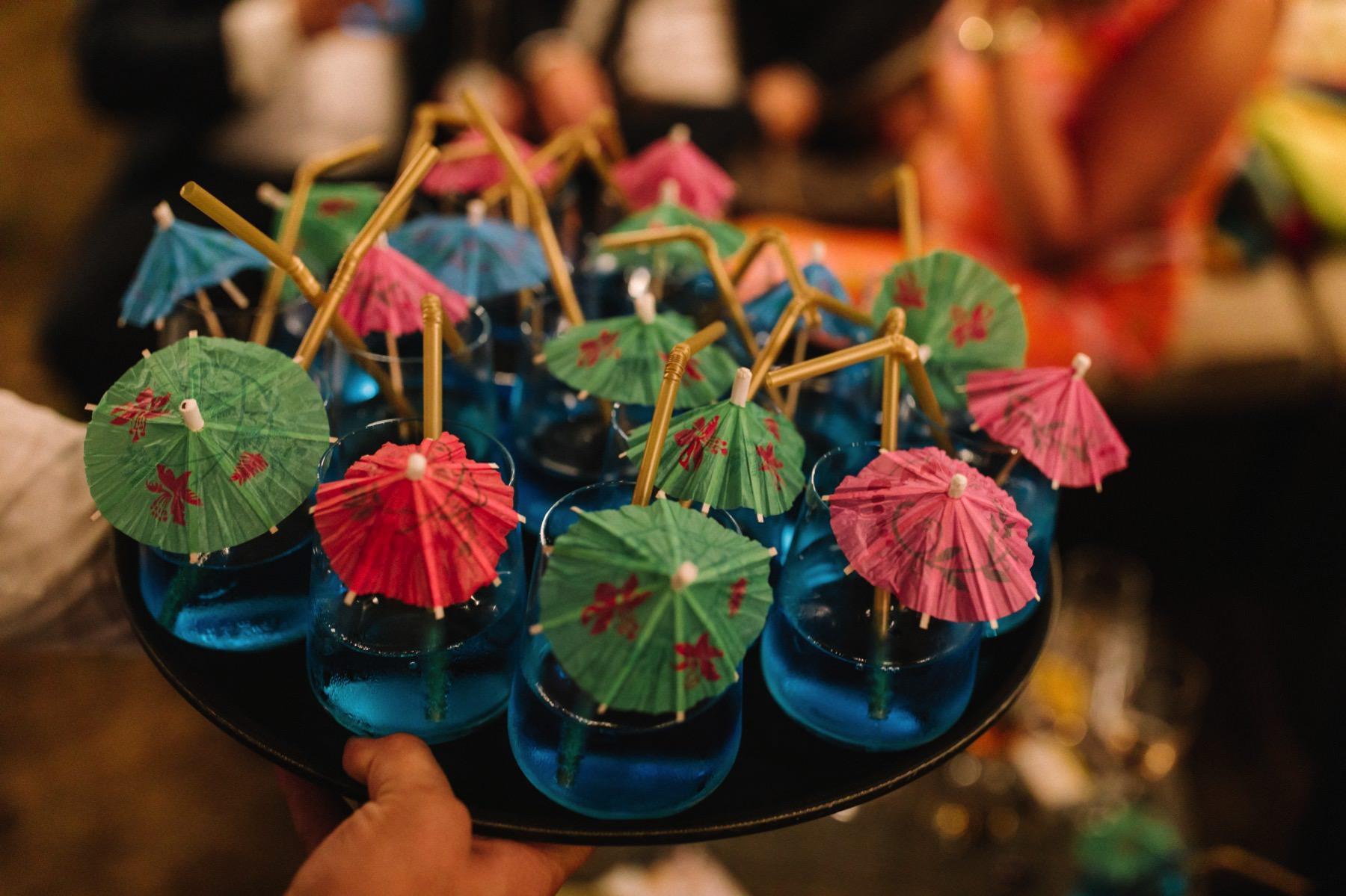cocktail drinks Helsinki wedding