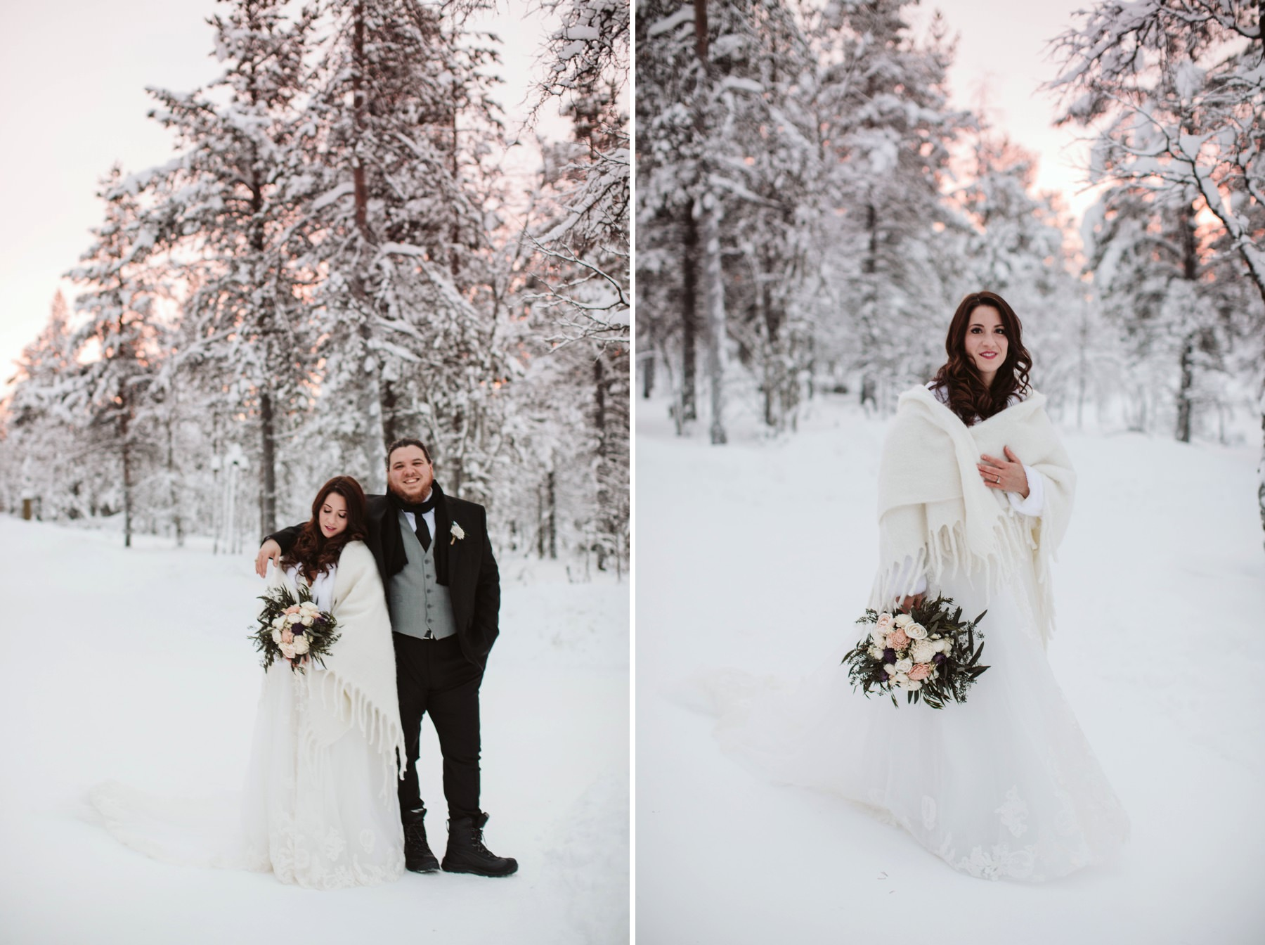 Lapland wedding photographer