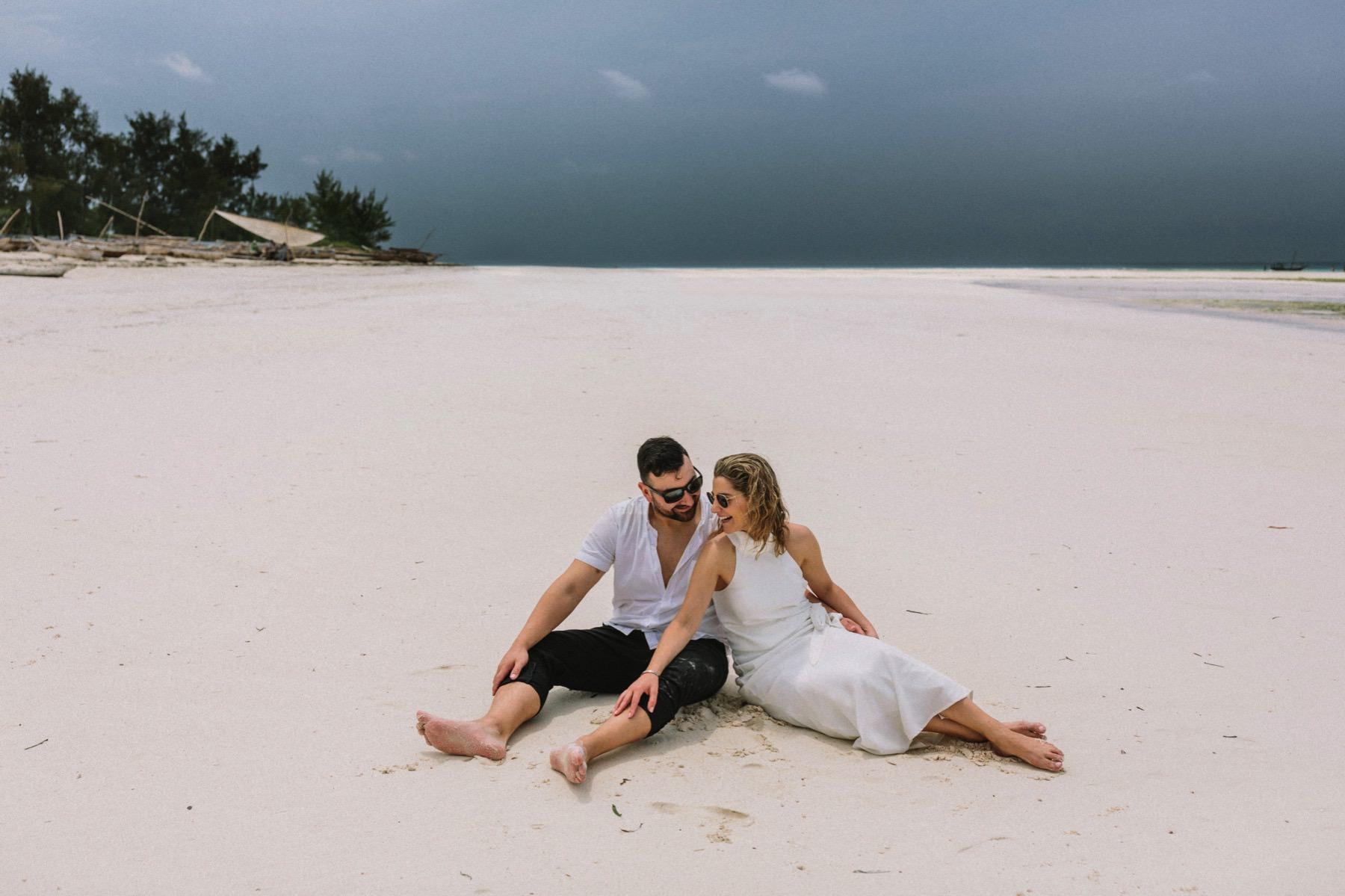 photosession Zanzibar