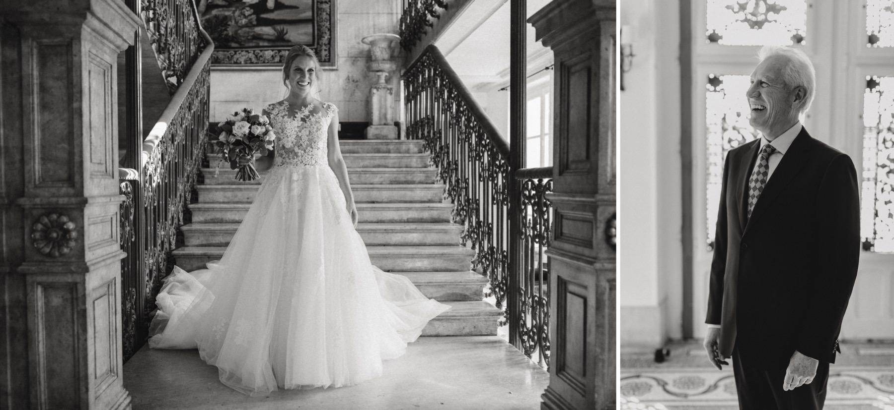 Chateau de Varennes bride