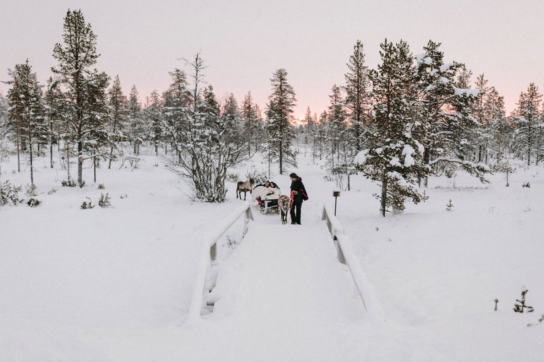 getting married in Lapland