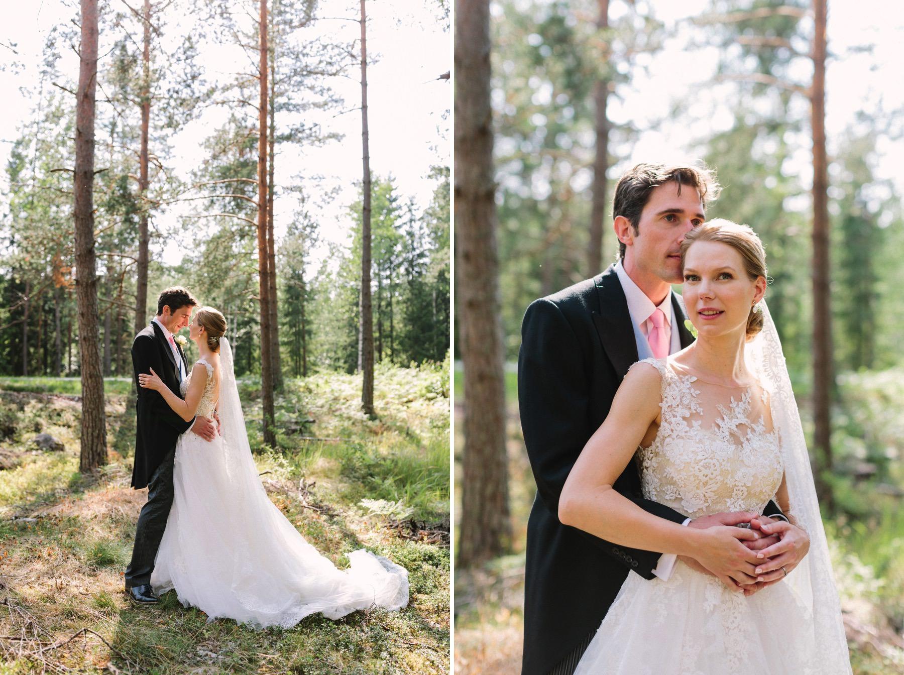Calliola bröllop