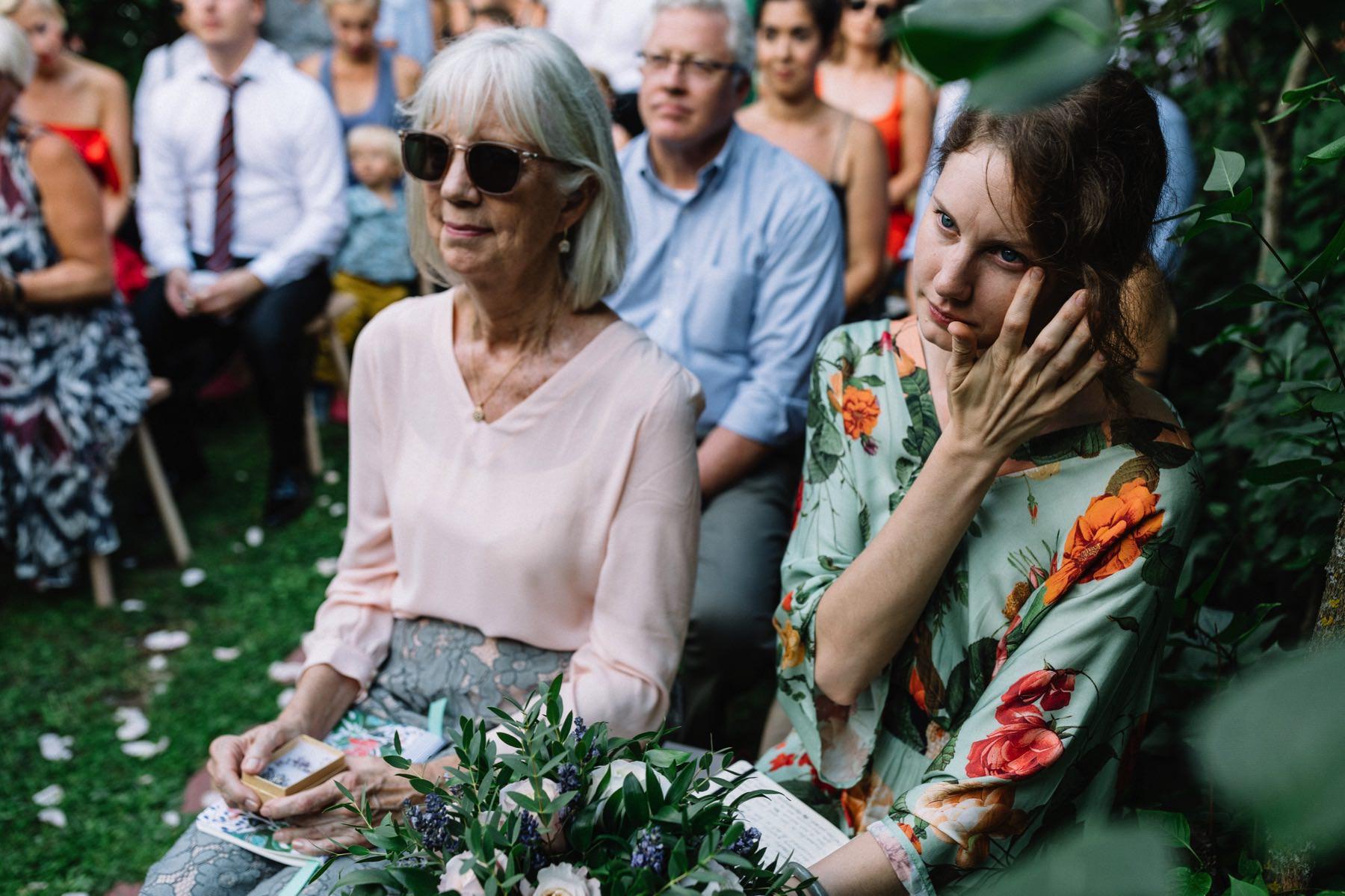 backyard wedding Helsinki