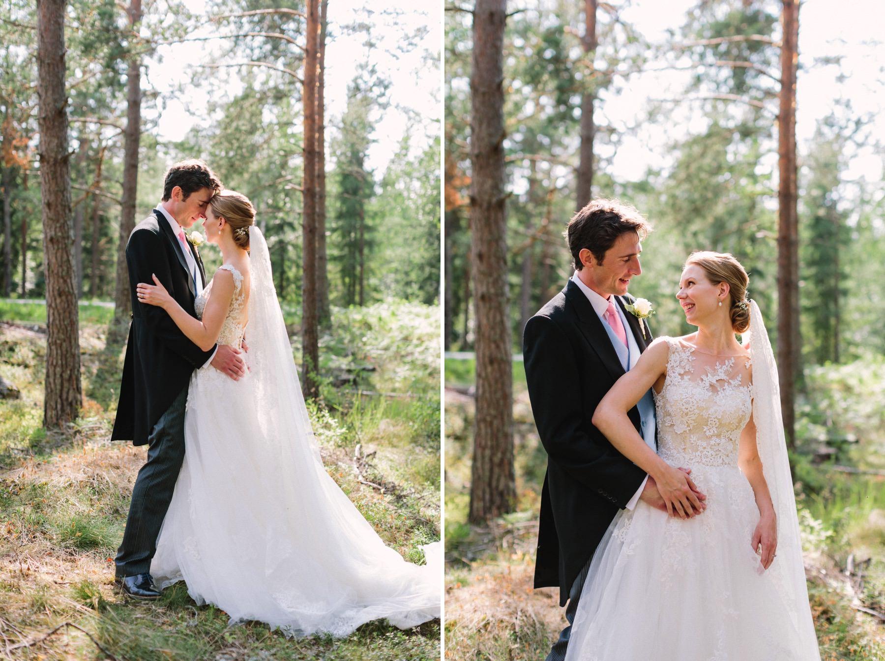 Snappertuna Calliola bröllop