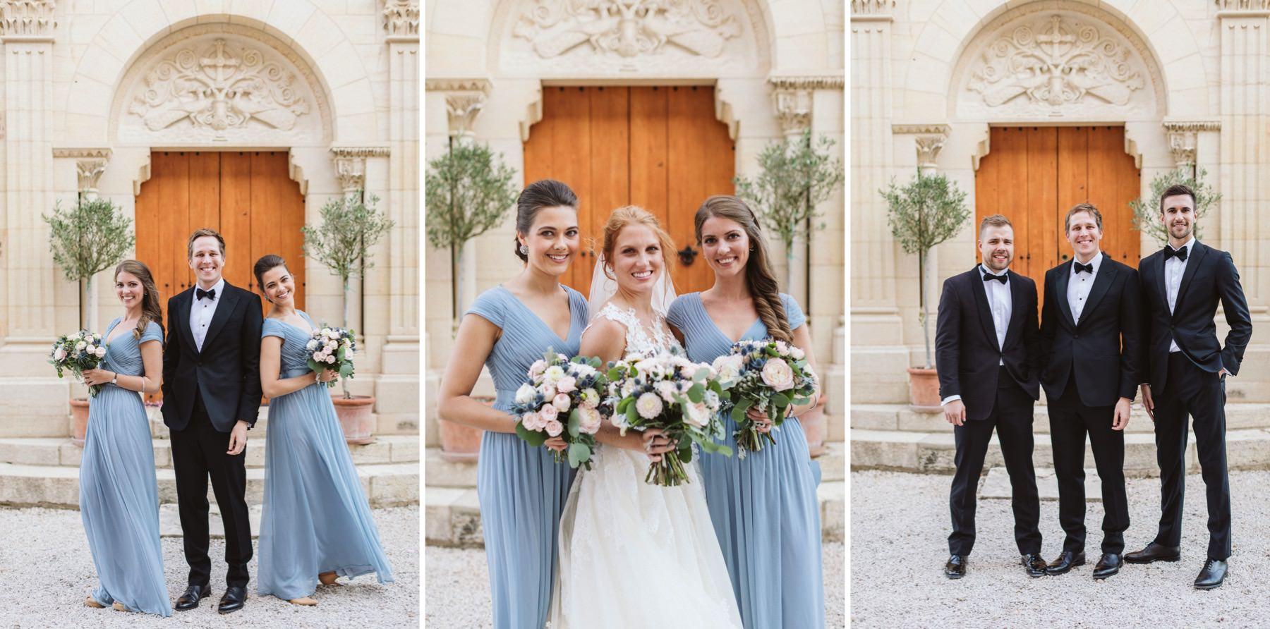 photographer wedding Chateau de Varennes