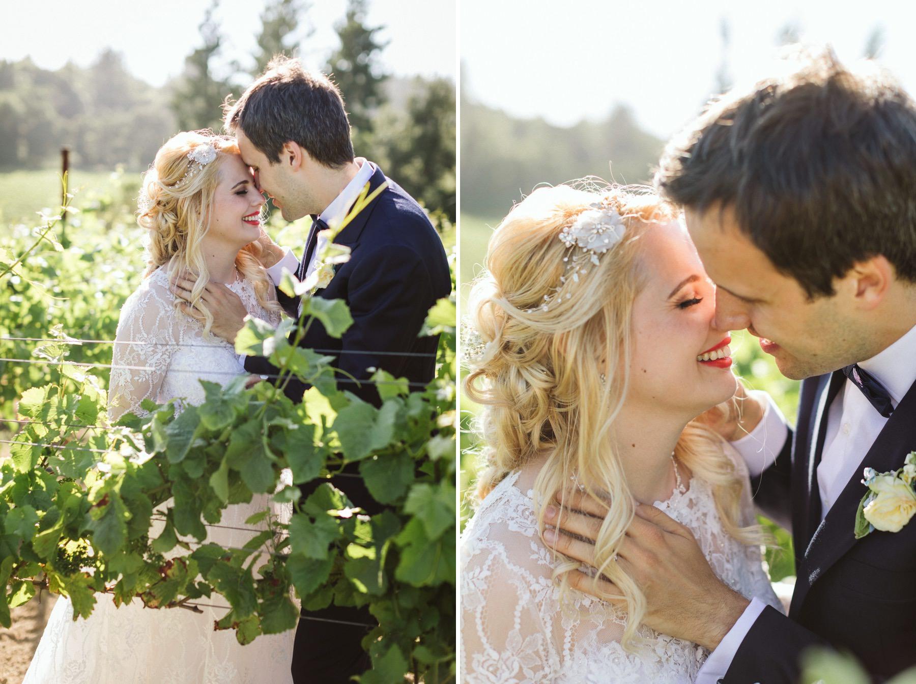 Thomas Fogarty vineyards wedding