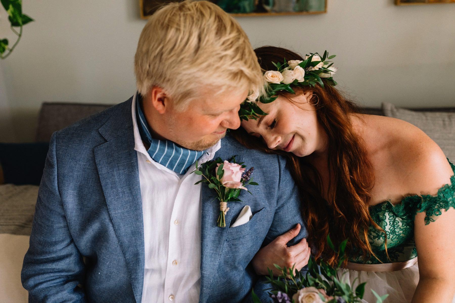 Helsinki wedding photographer