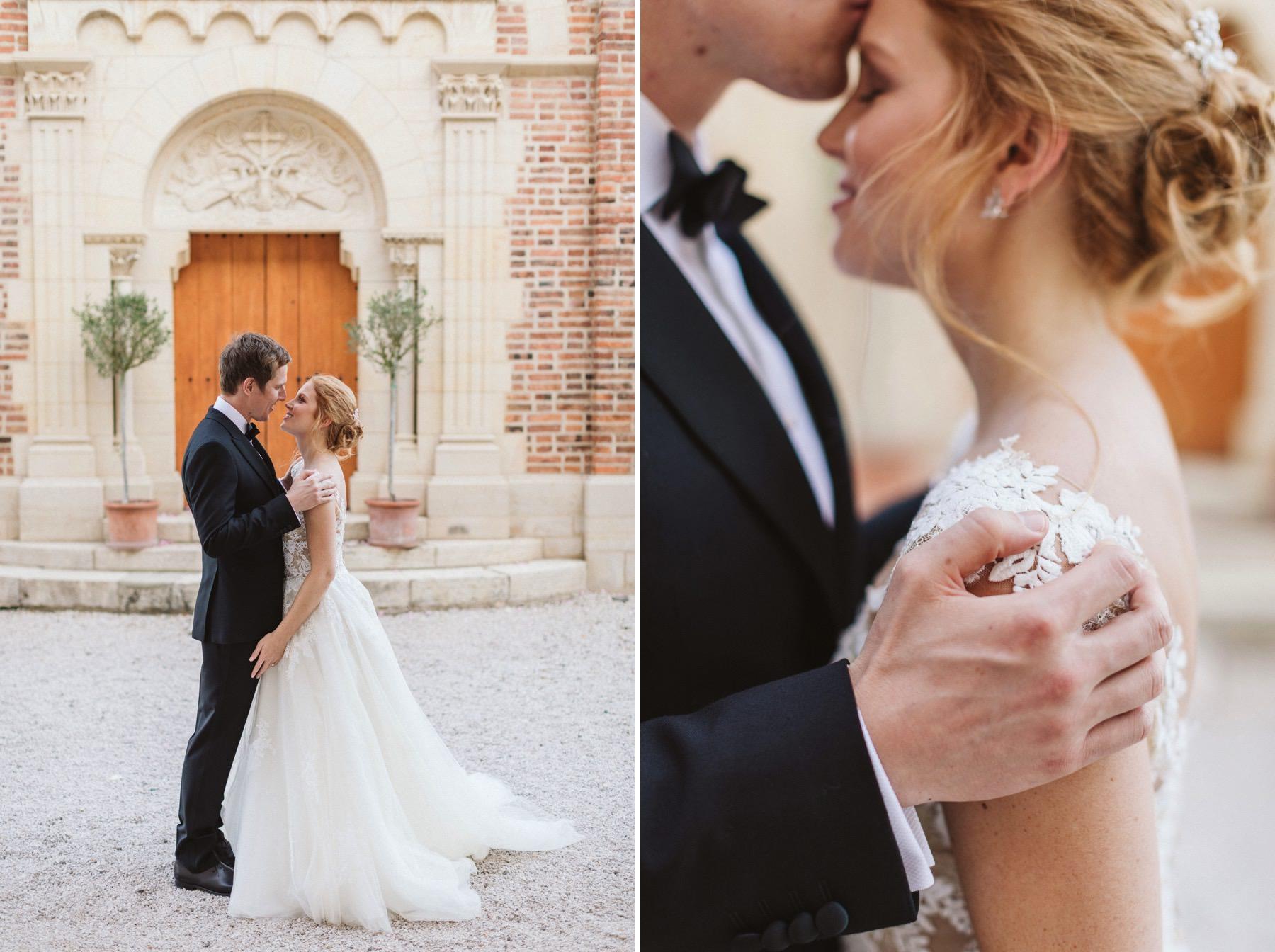 best wedding venue in France Chateau de Varennes