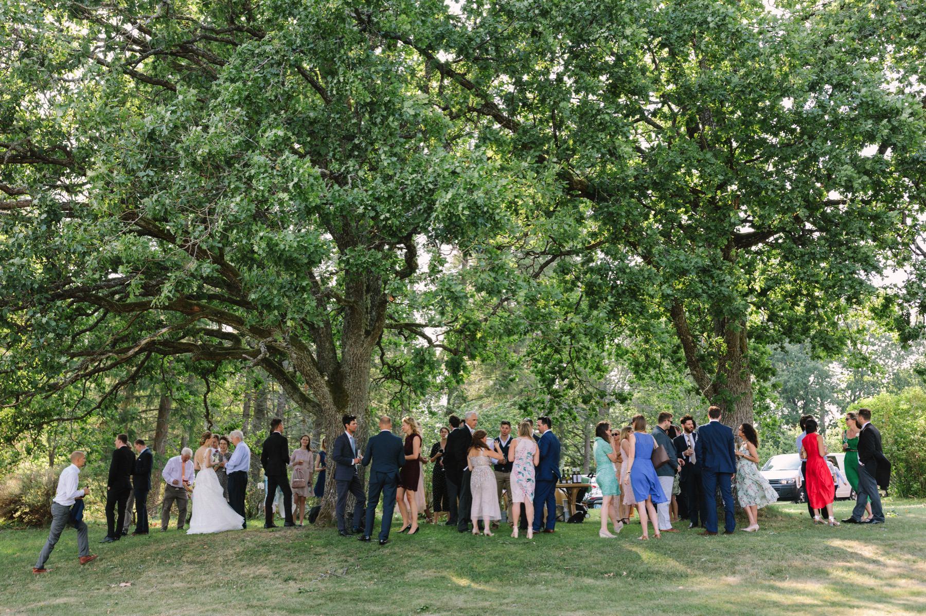 Snappertuna bröllopsfotograf