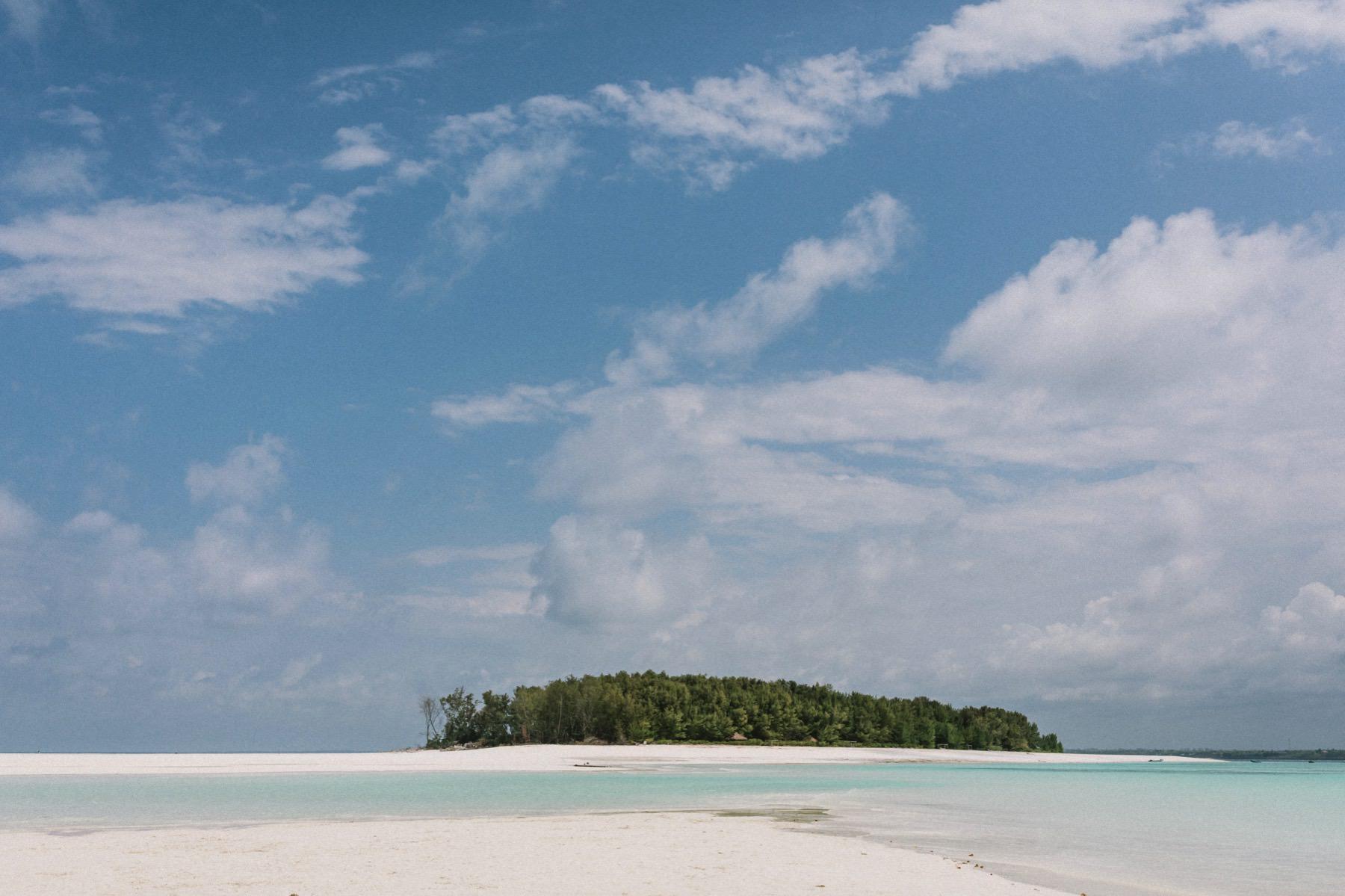 Mnemba island Zanzibar wedding
