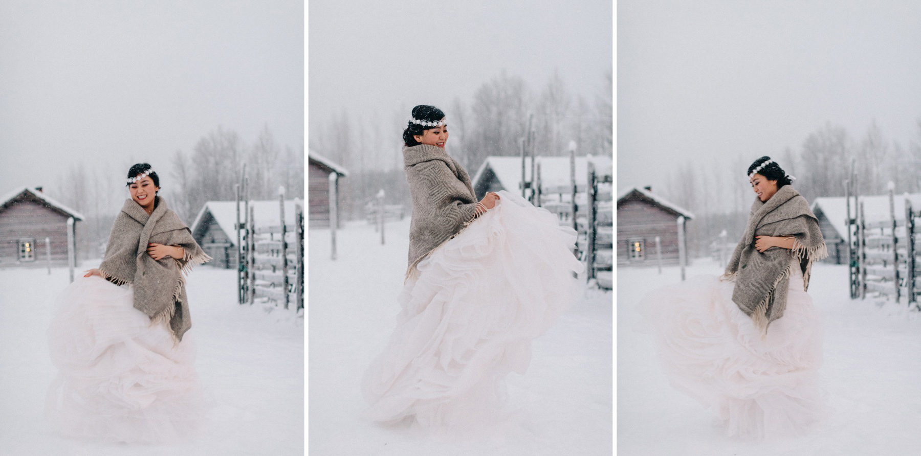 wedding photographer Lapland