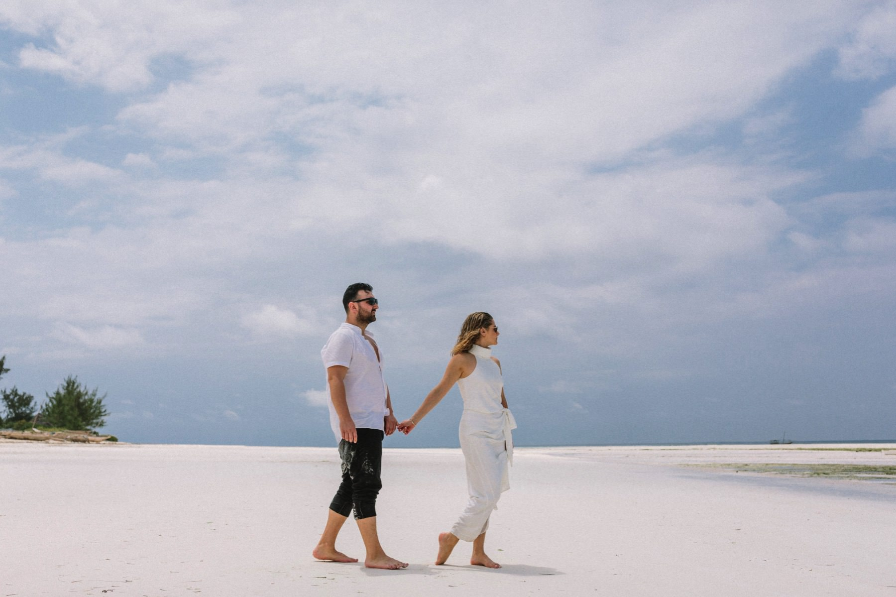 wedding Mnemba island Zanzibar