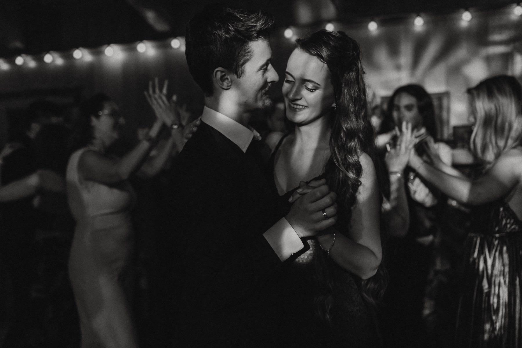 Thomas Fogarty wedding party
