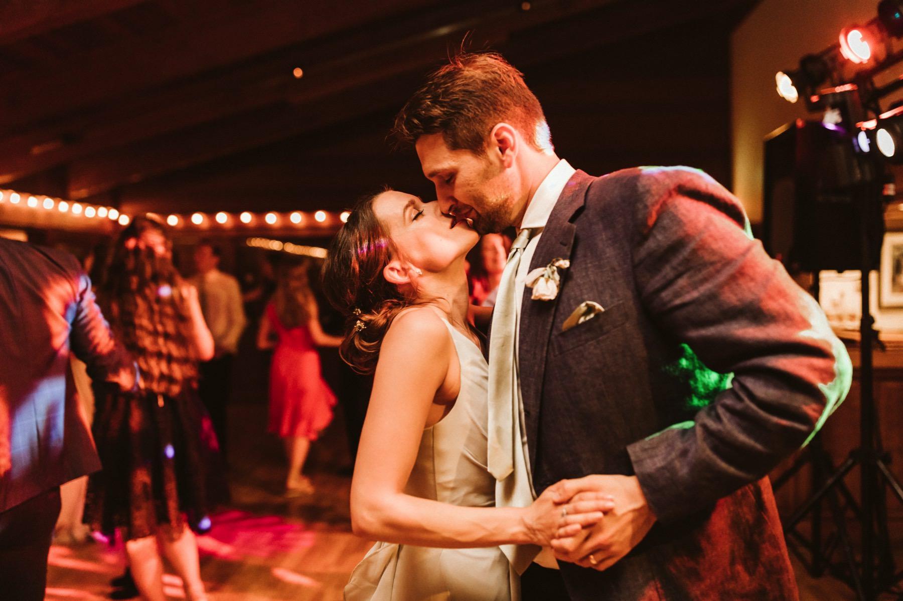 wedding party at Thomas Fogarty
