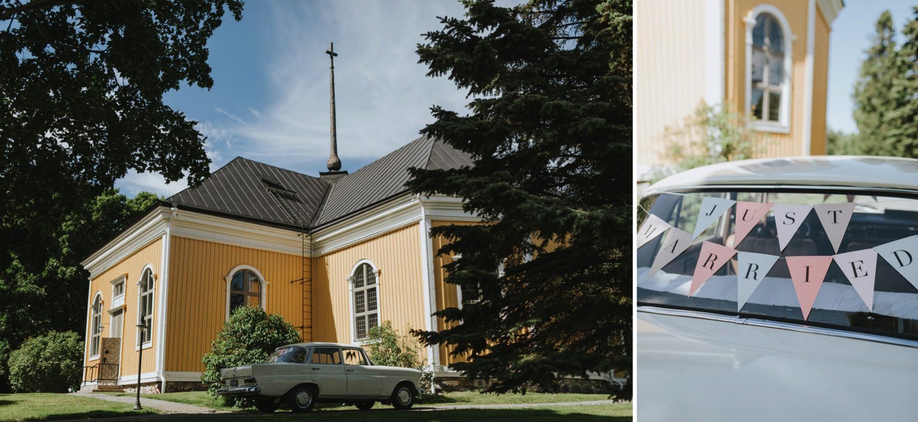 Kvevlax kyrka