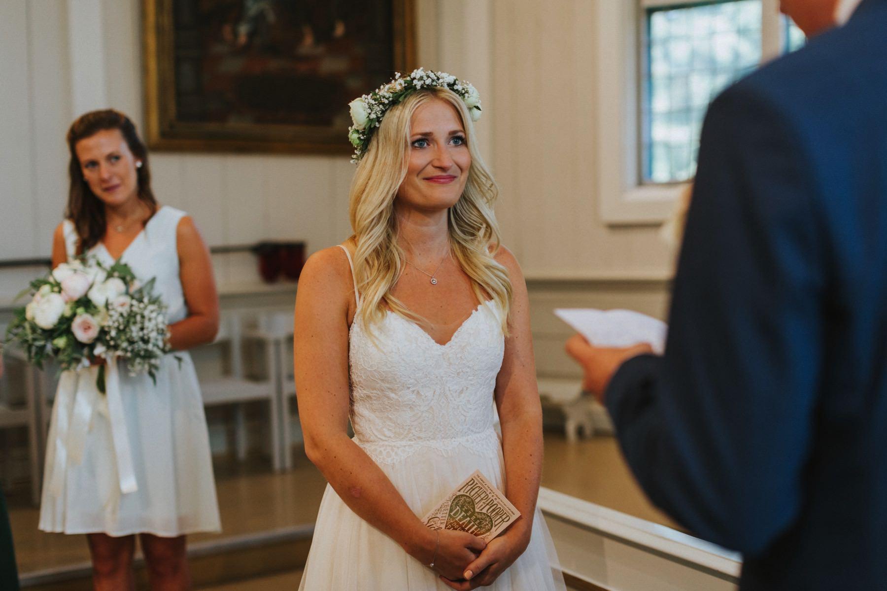 Kvevlax kyrka bröllop