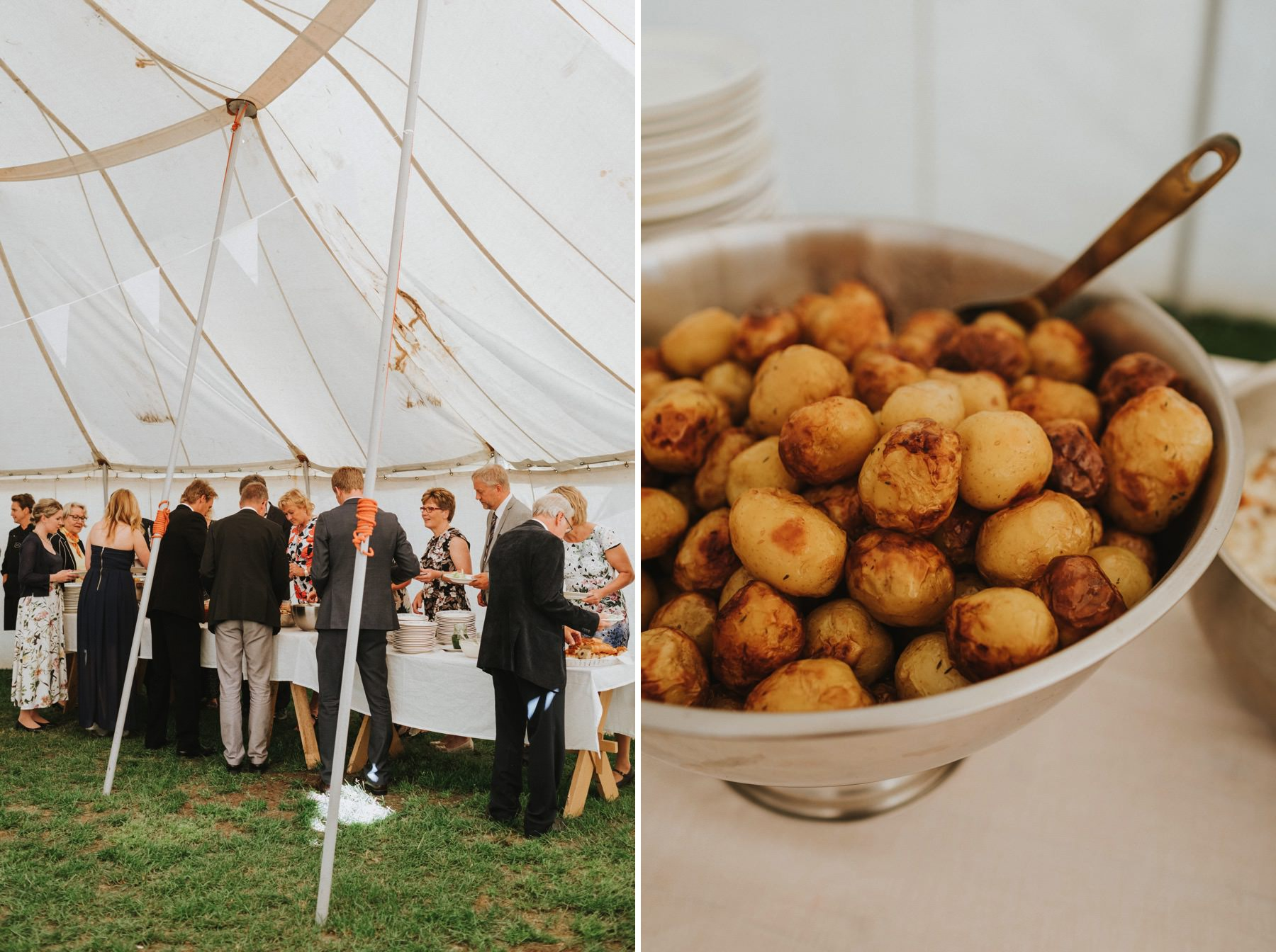 Kronoby bröllop