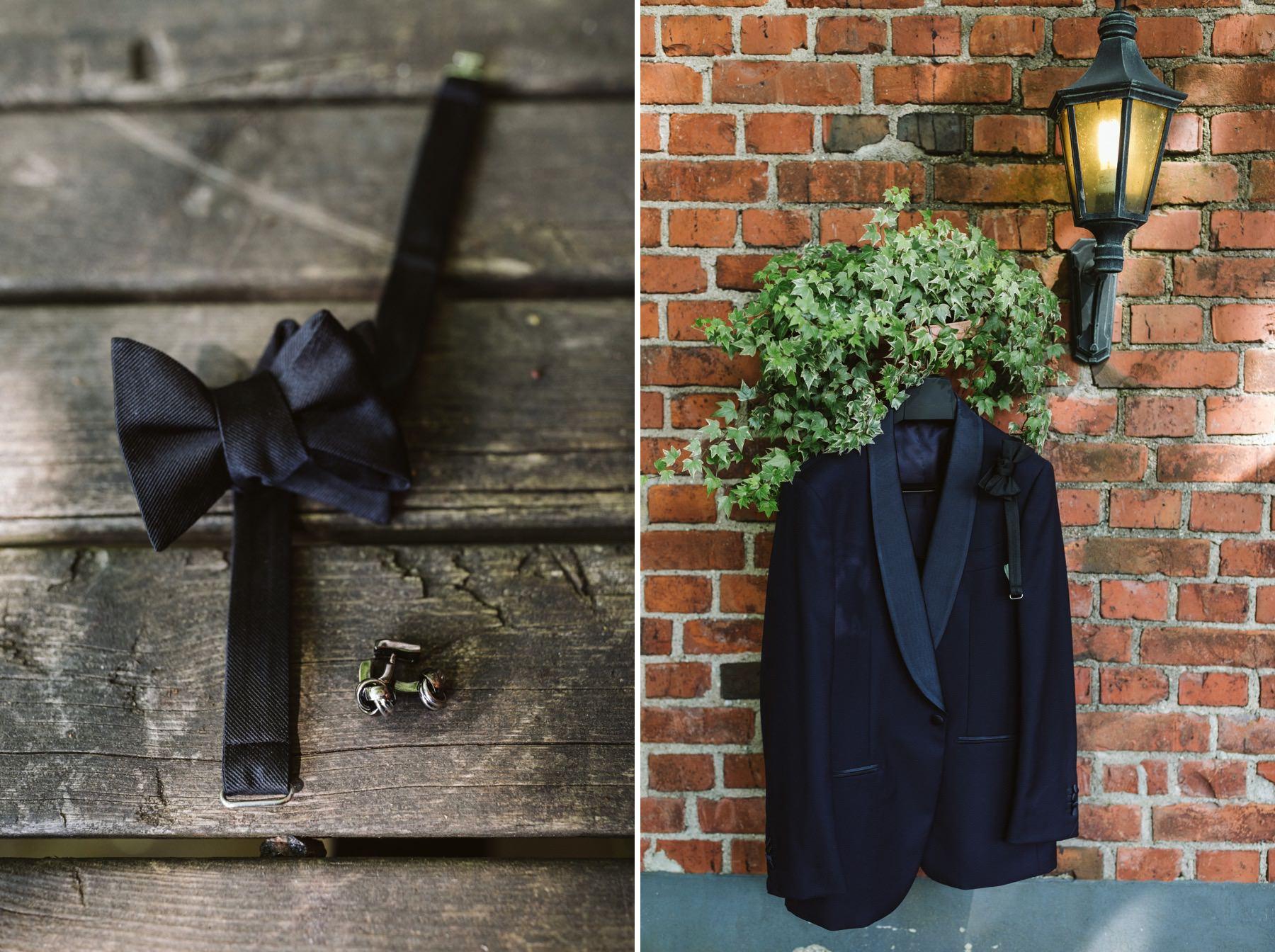 wedding details groom