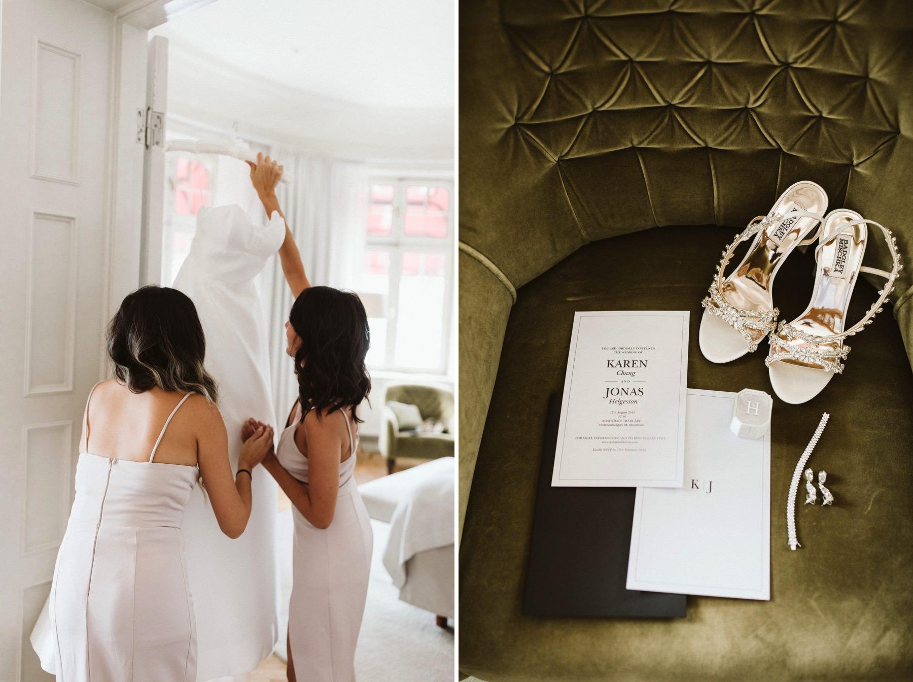 Hotel Diplomat Stockholm wedding