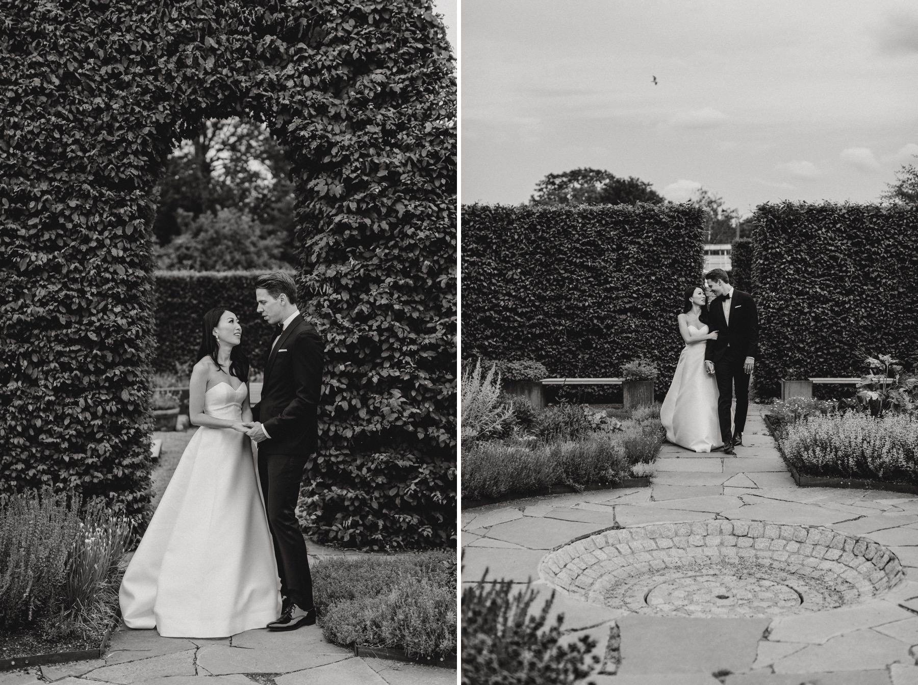 garden wedding Stockholm
