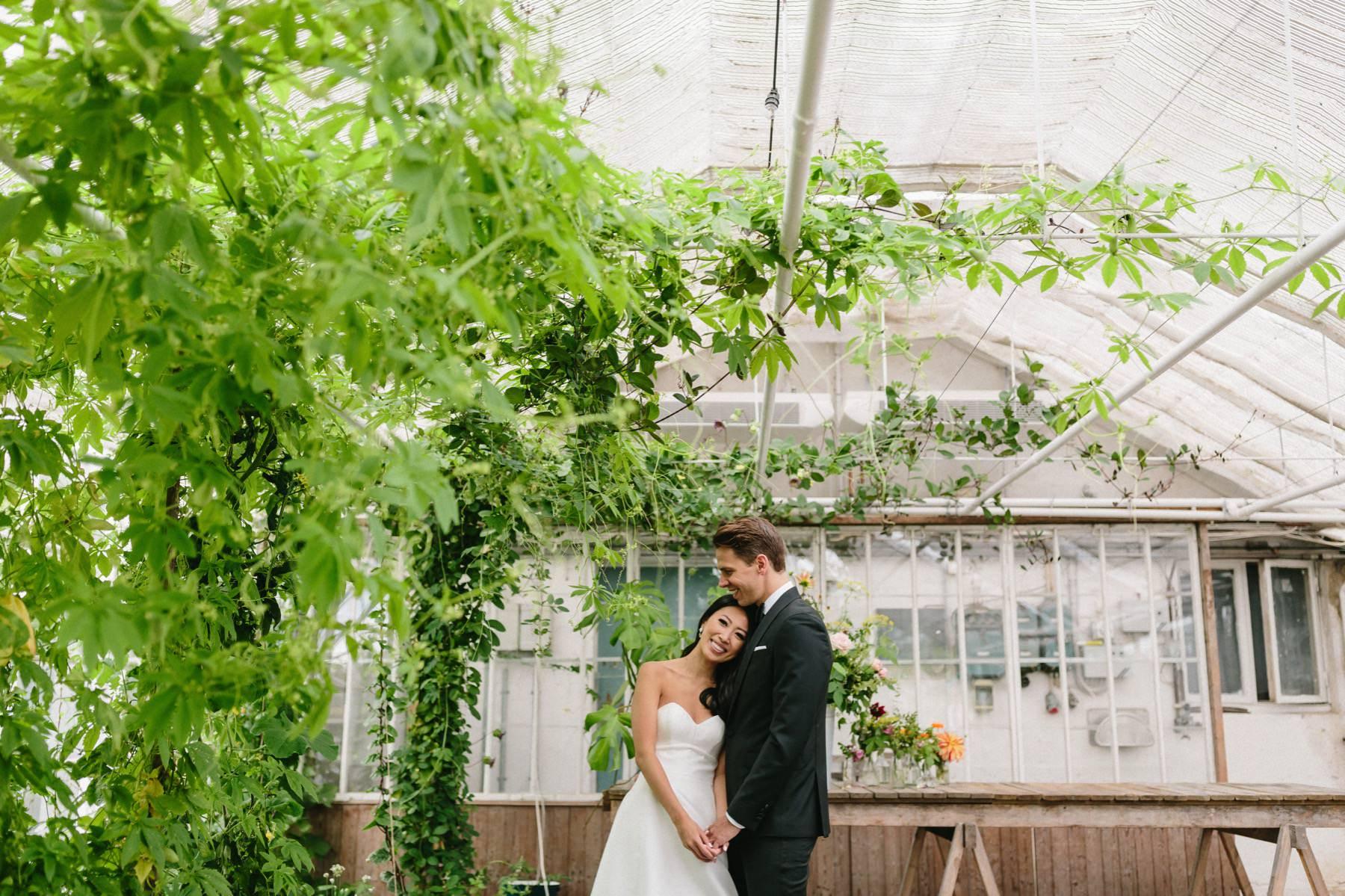 Rosendals Trädgård bröllop