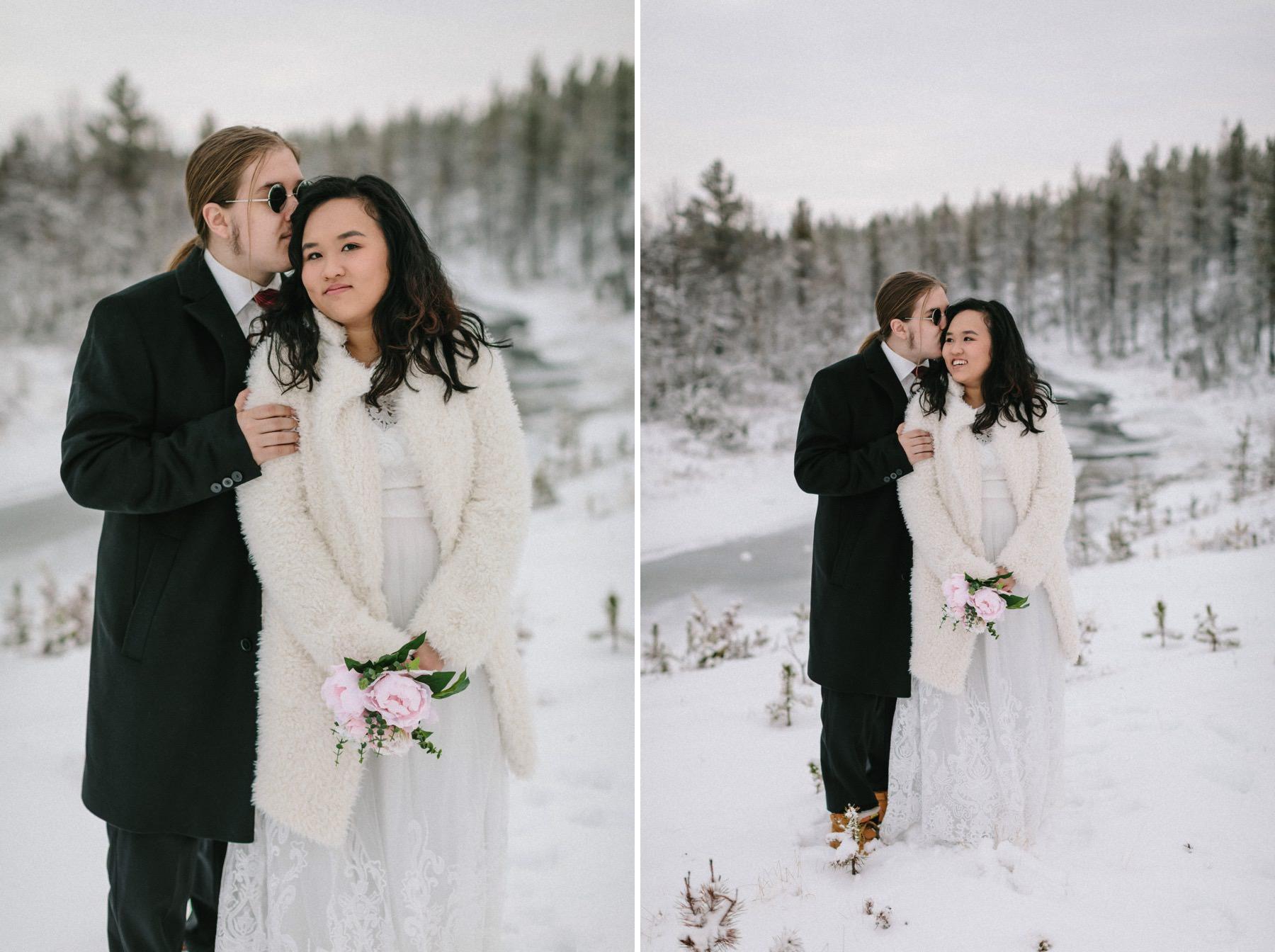 Lapland prewedding