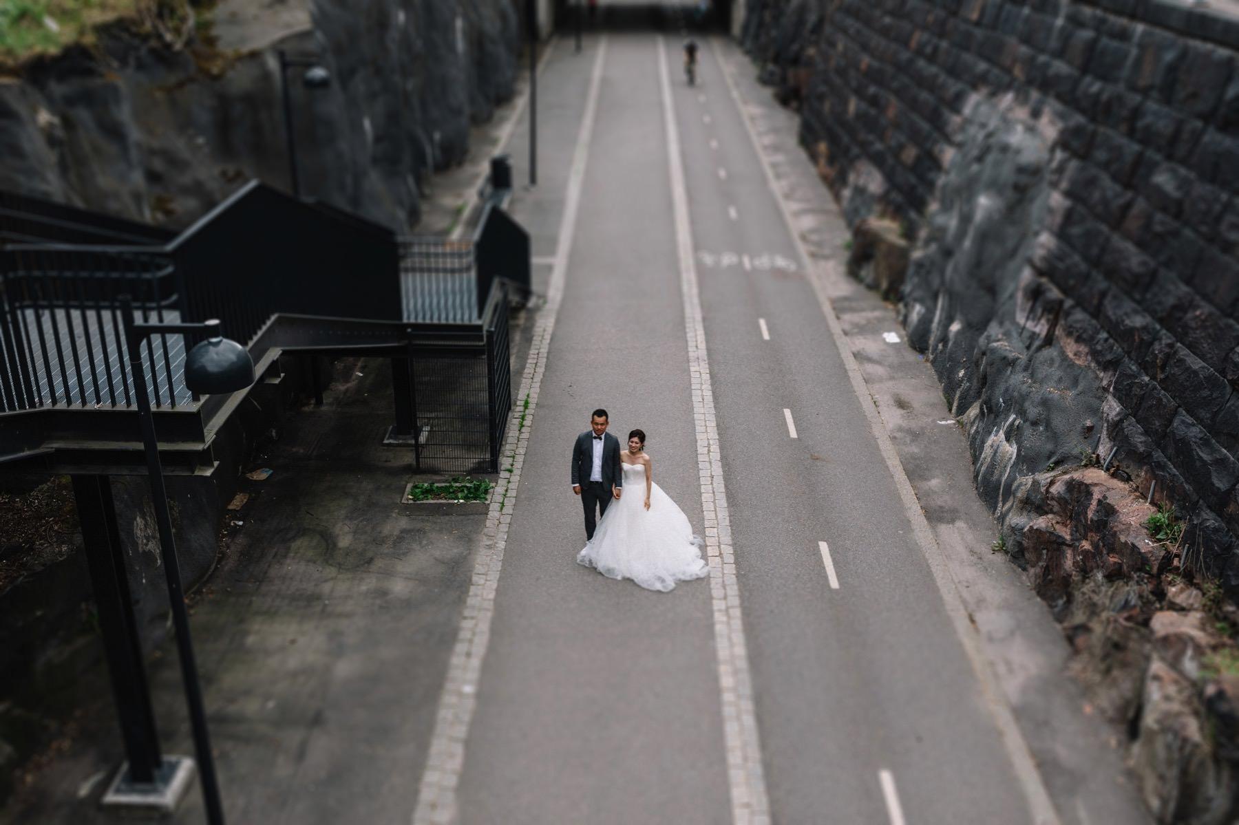 Helsinki prewedding photography