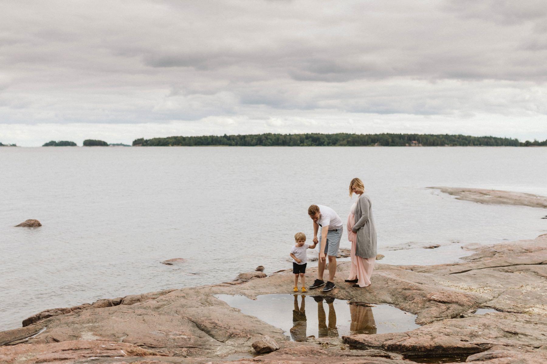 Perhekuvaus Helsinki