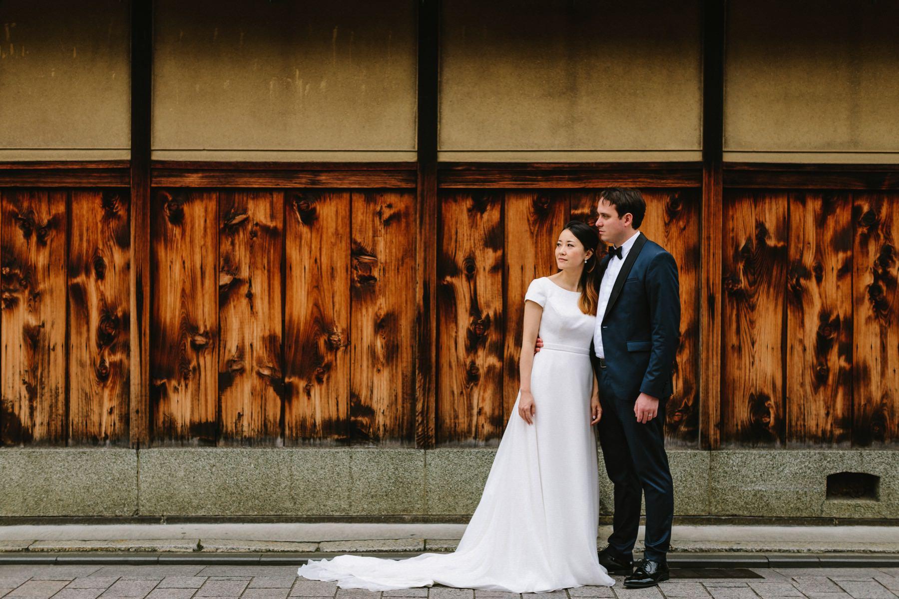 Gion Kyoto pre wedding photo session