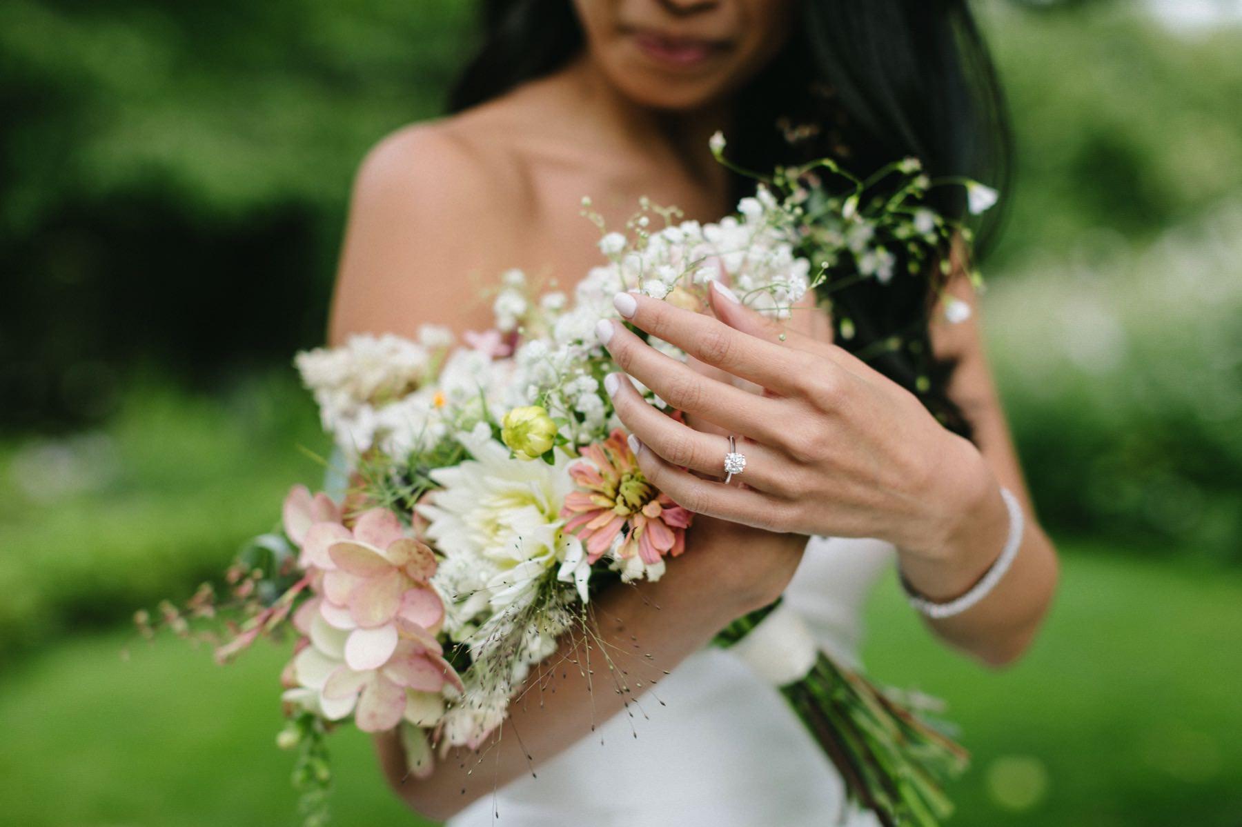 Canadian bride in Scandinavia