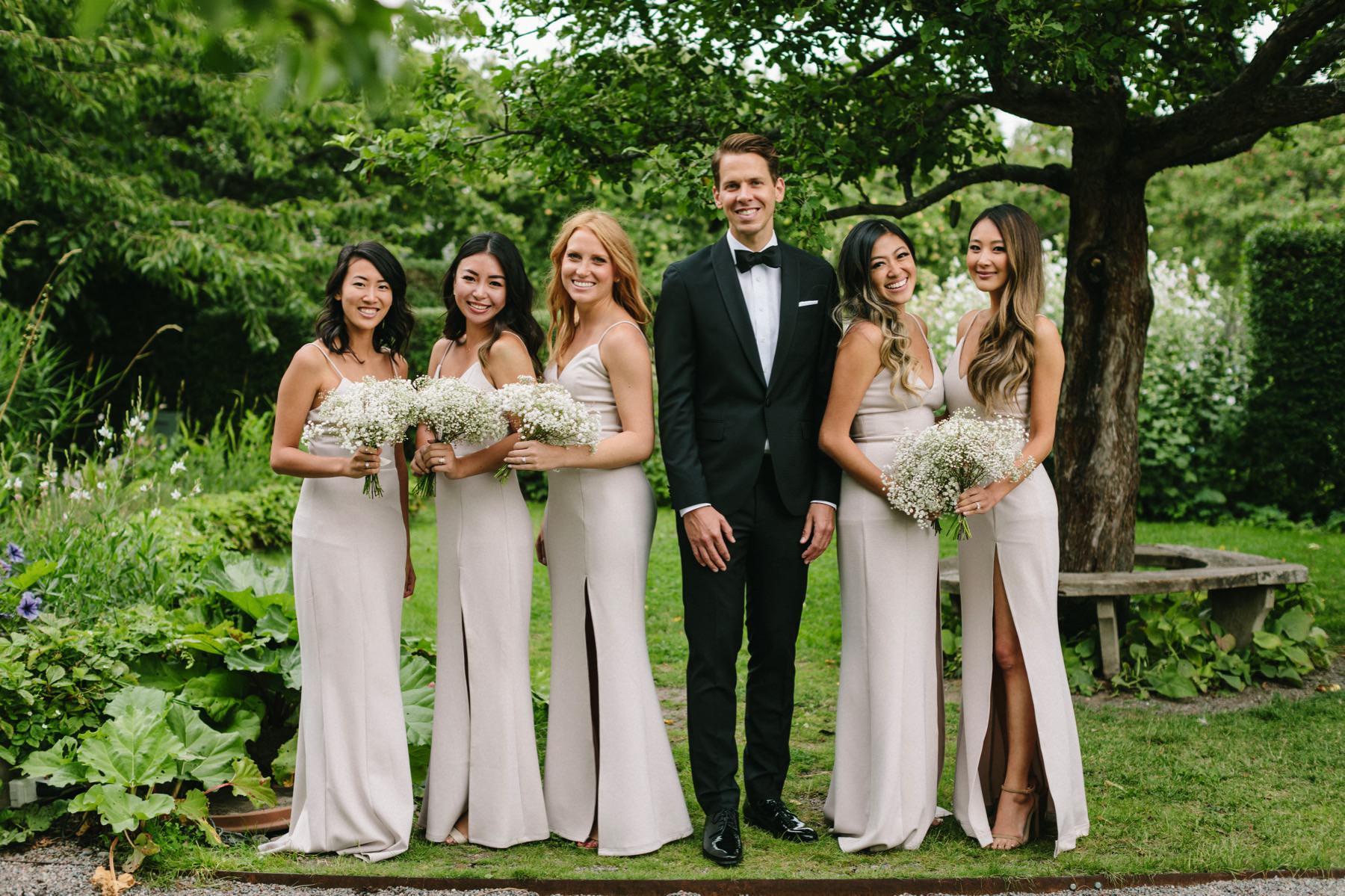 Scandinavian Canadian wedding