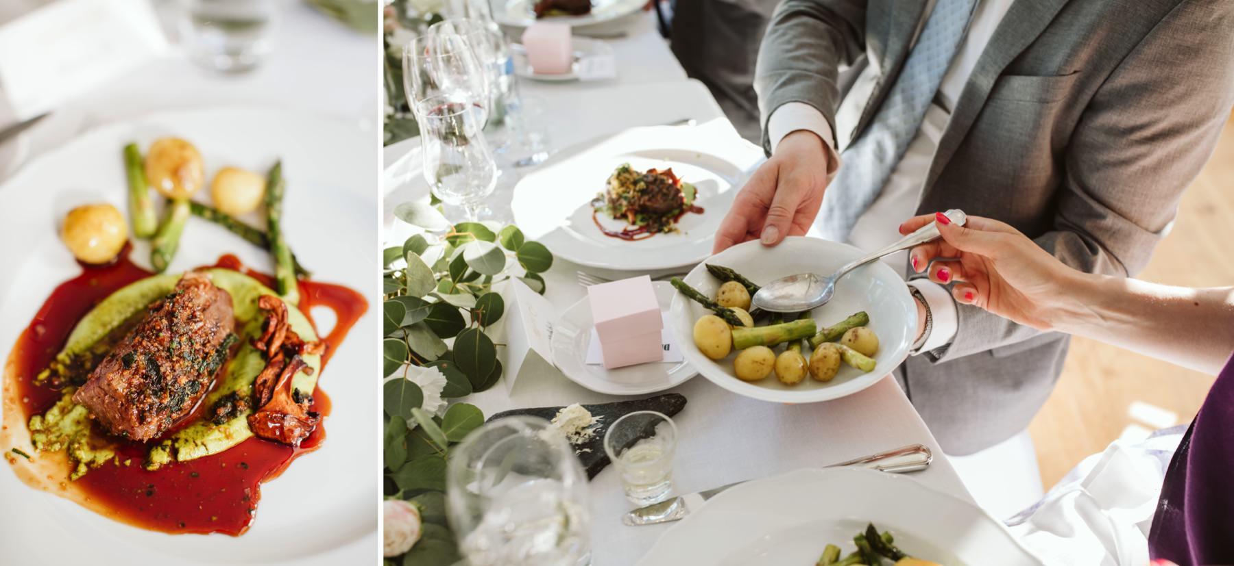 Mustion Linna ravintola menu