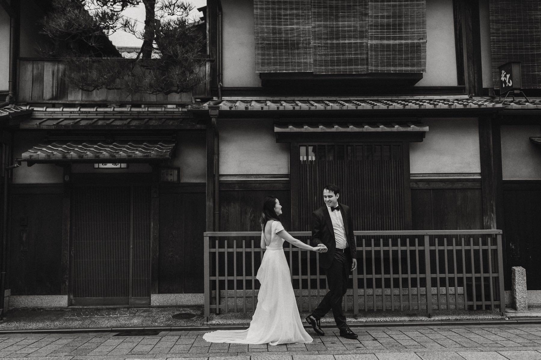 Photo Session Prewedding Gion Kyoto