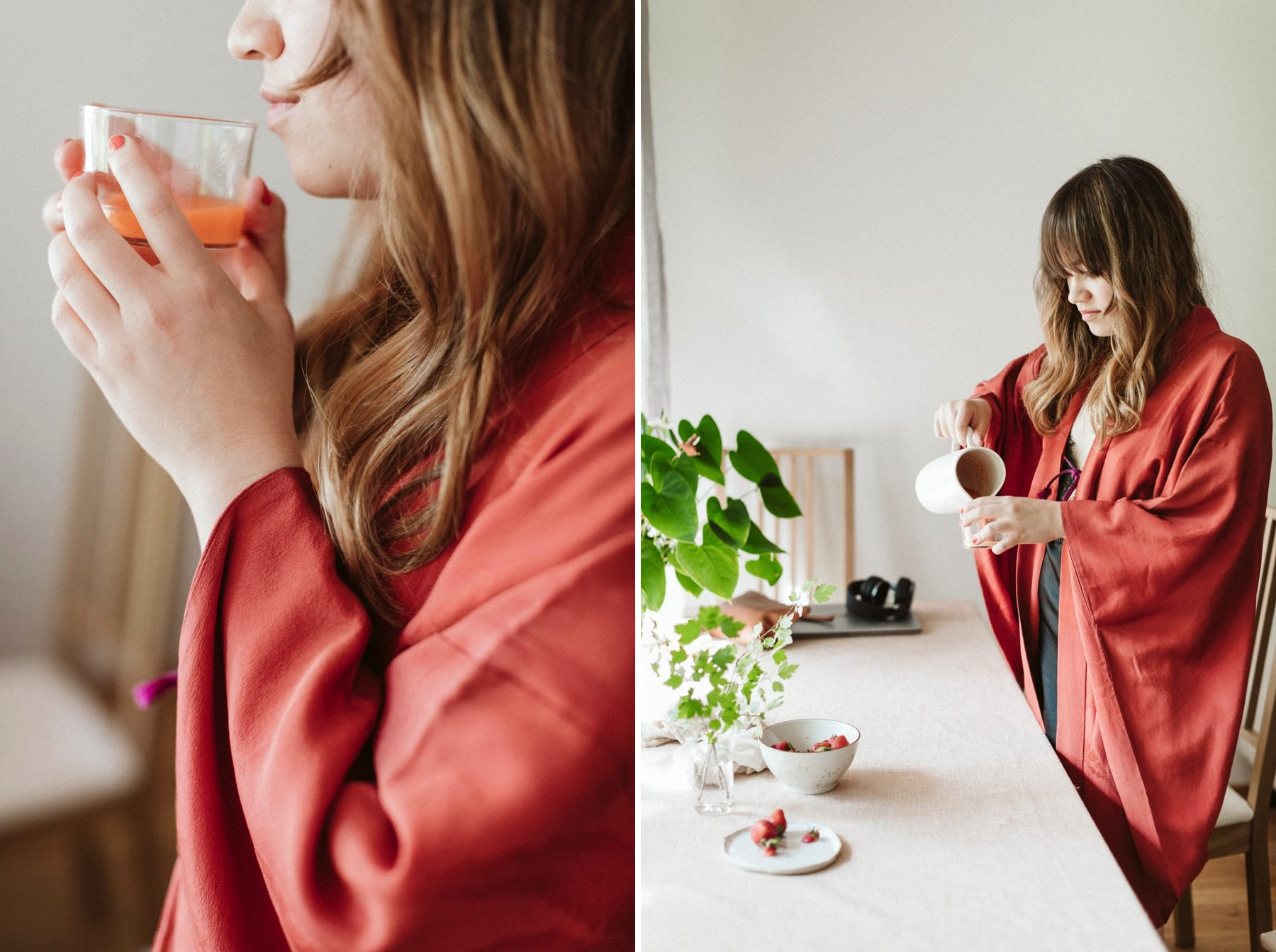 styled indoor lifestyle session