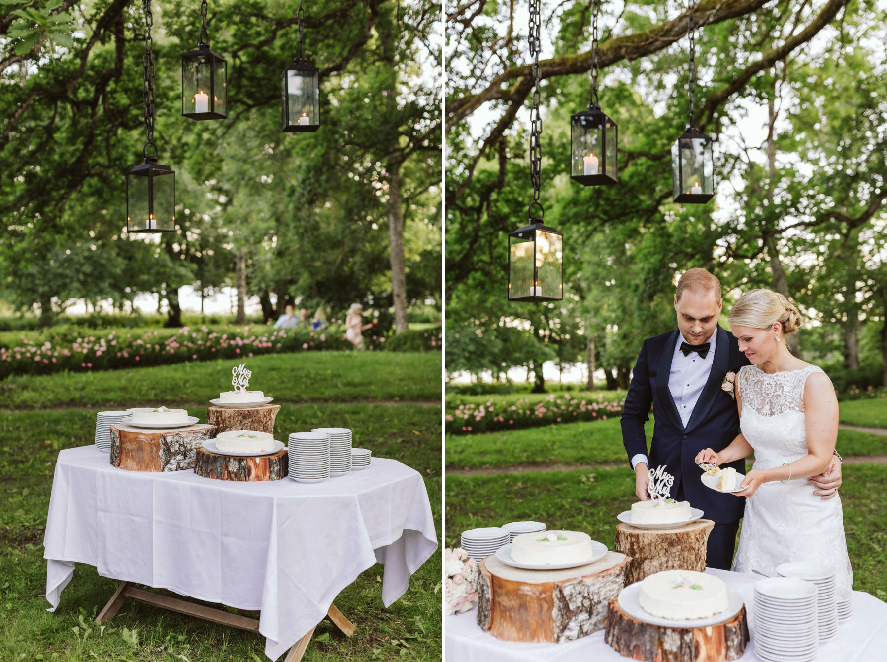 Svartå slott bröllop