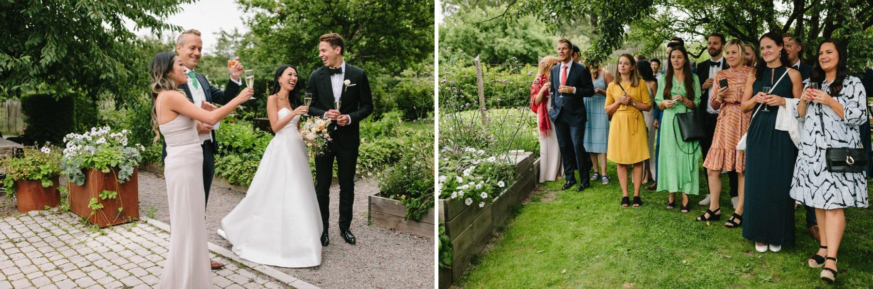 destination wedding in Sweden