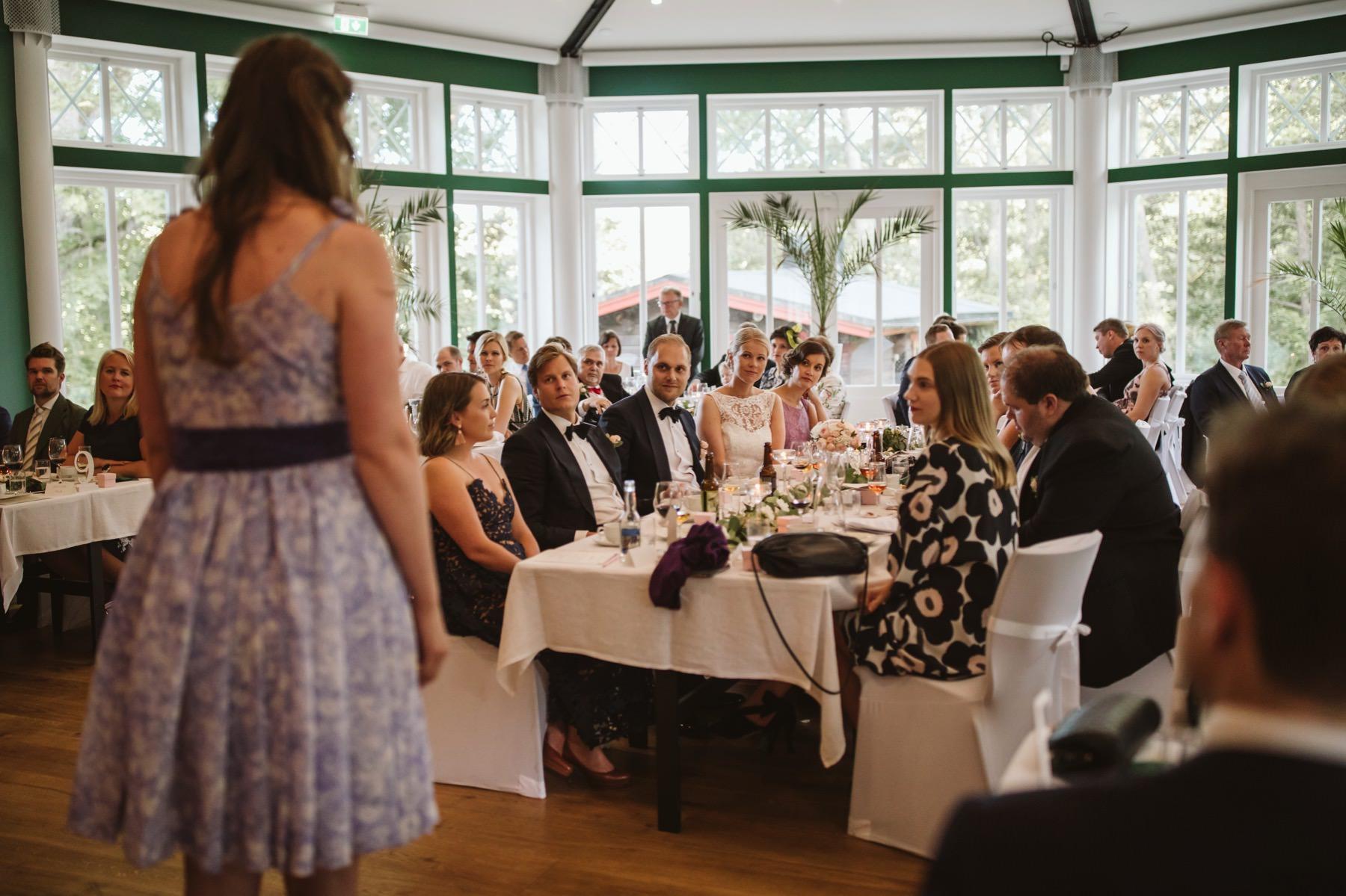 Mustionlinna wedding