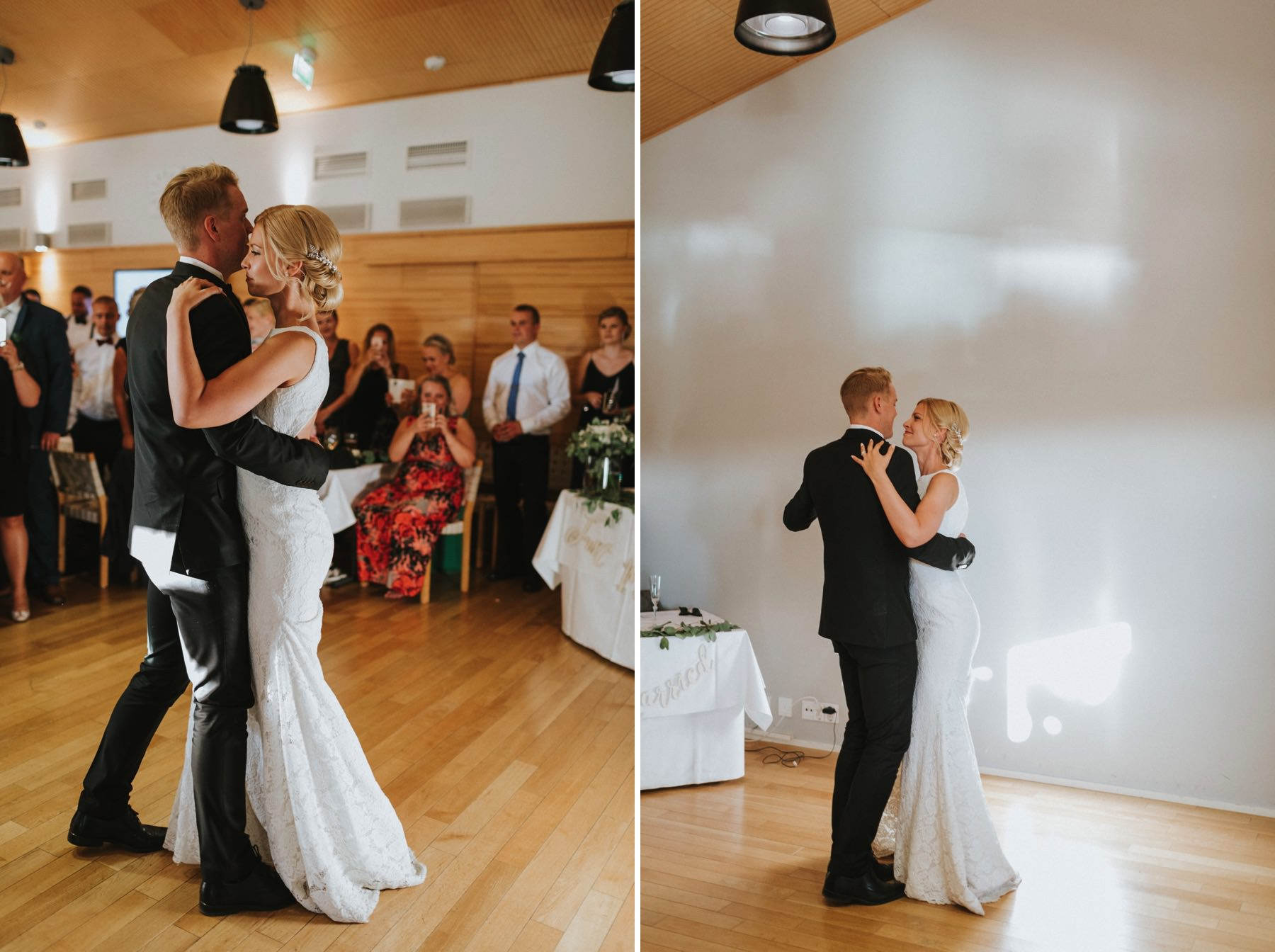 Helmiranta Finnish wedding