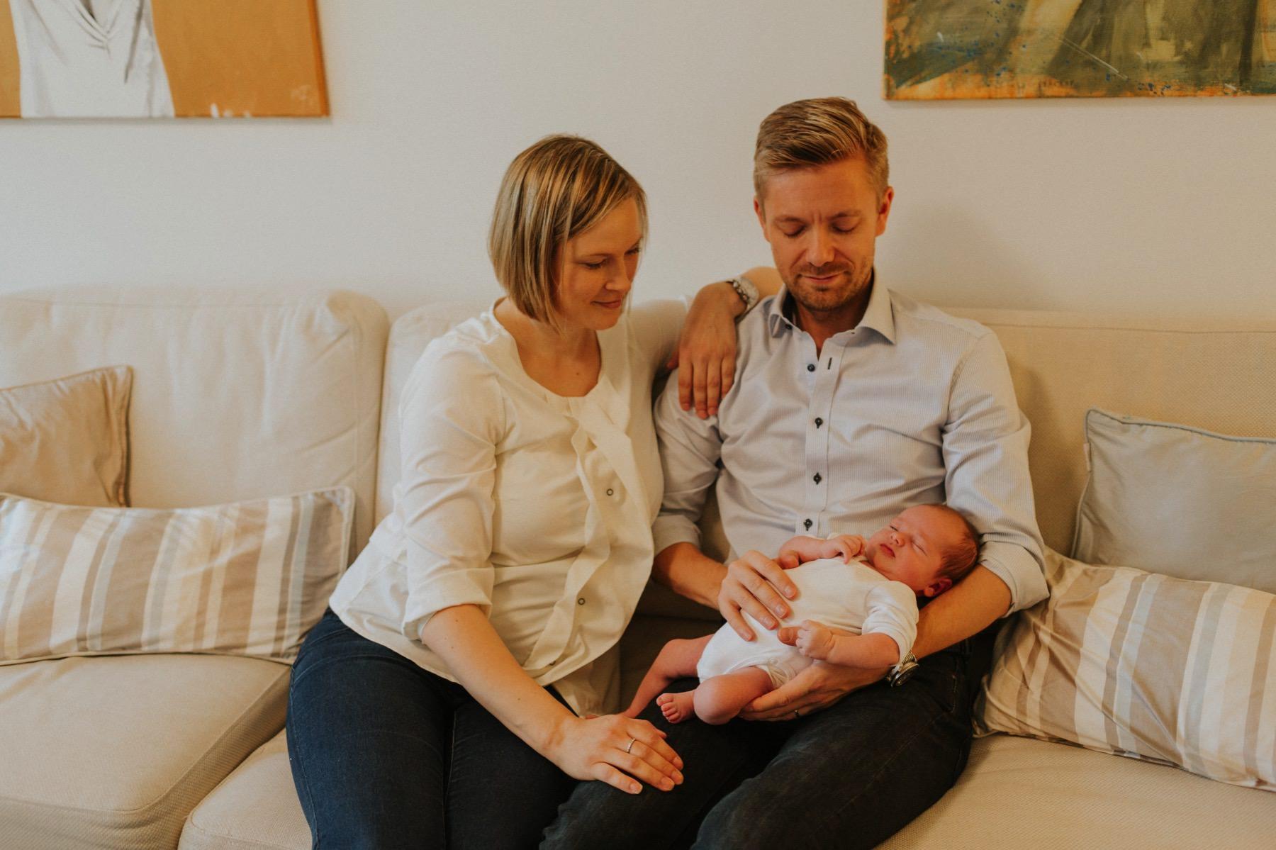 Helsinki perhekuvaaja
