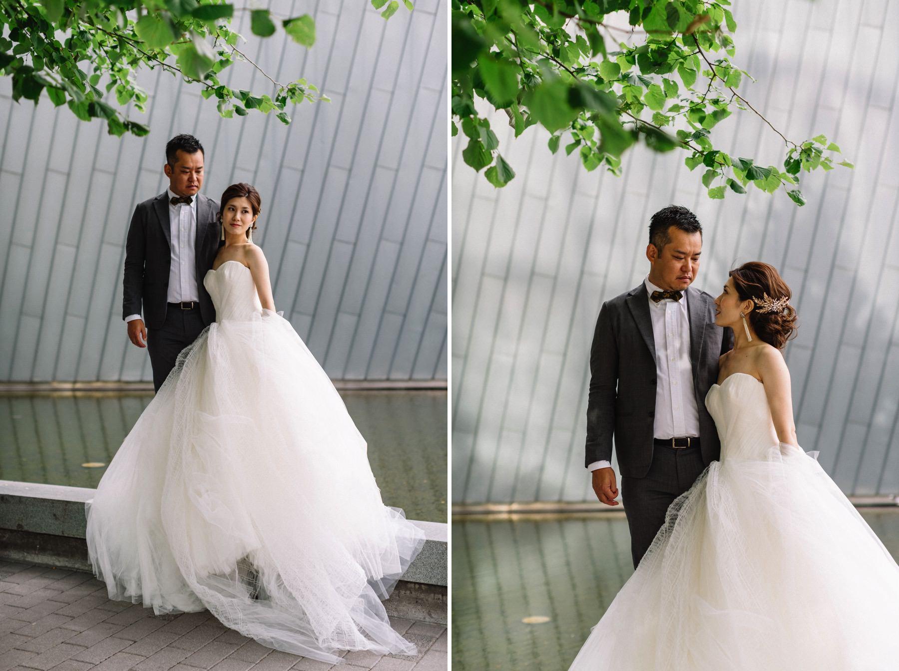 Kiasma museum wedding