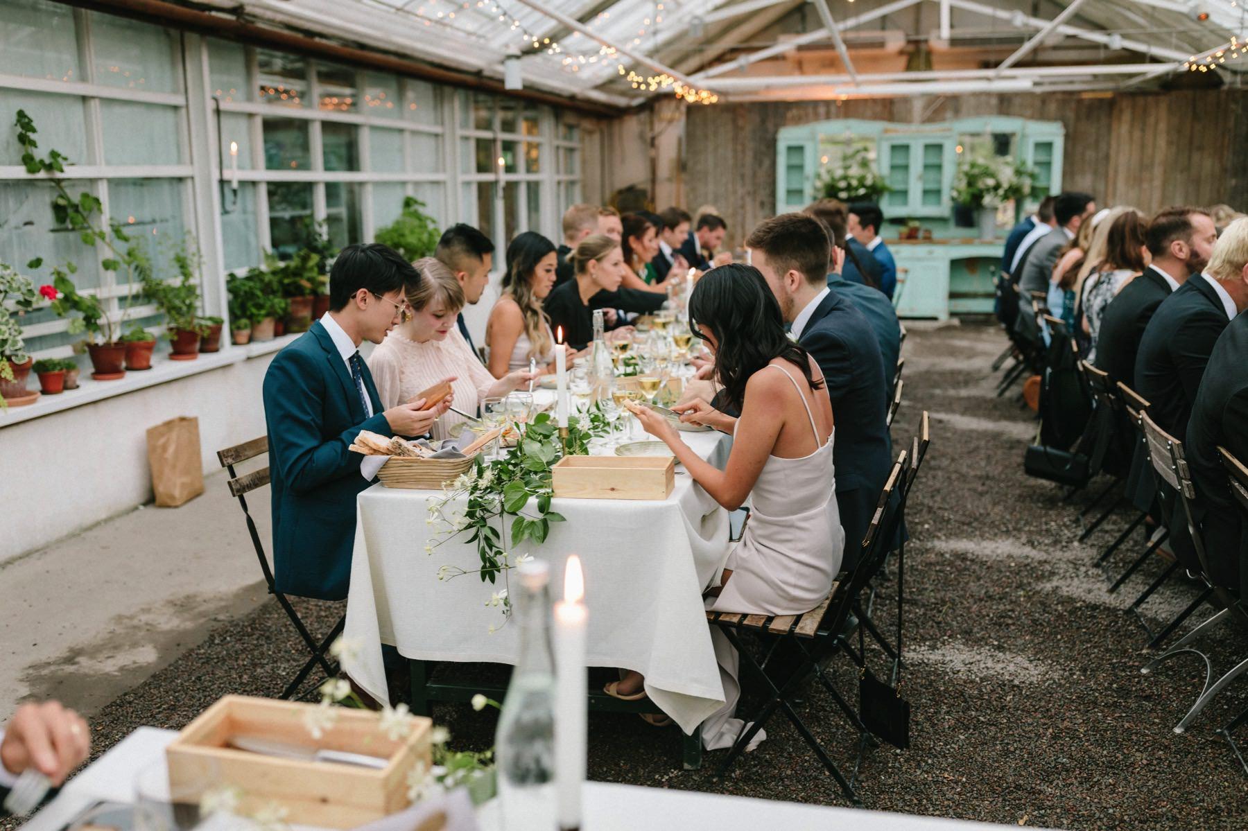 rosendals trädgård fest