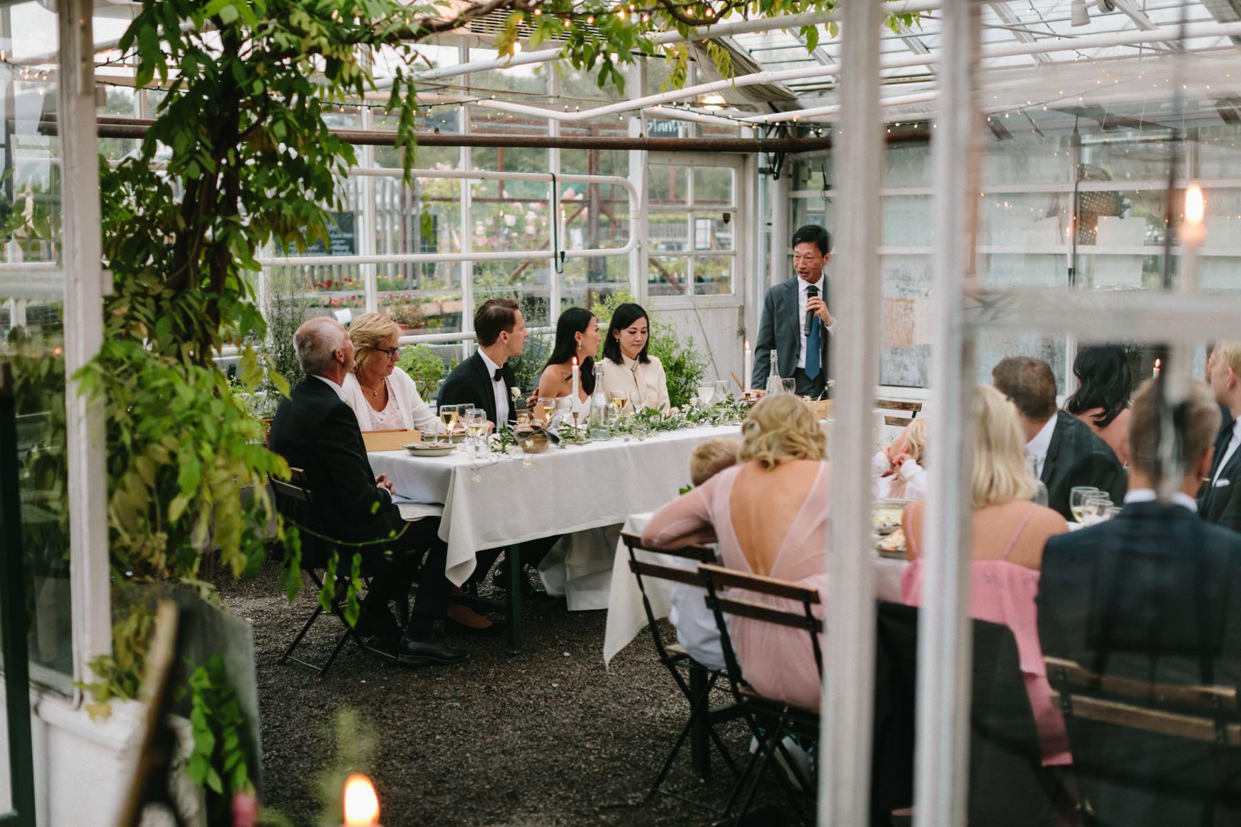 rosendals trädgård bröllopsfest