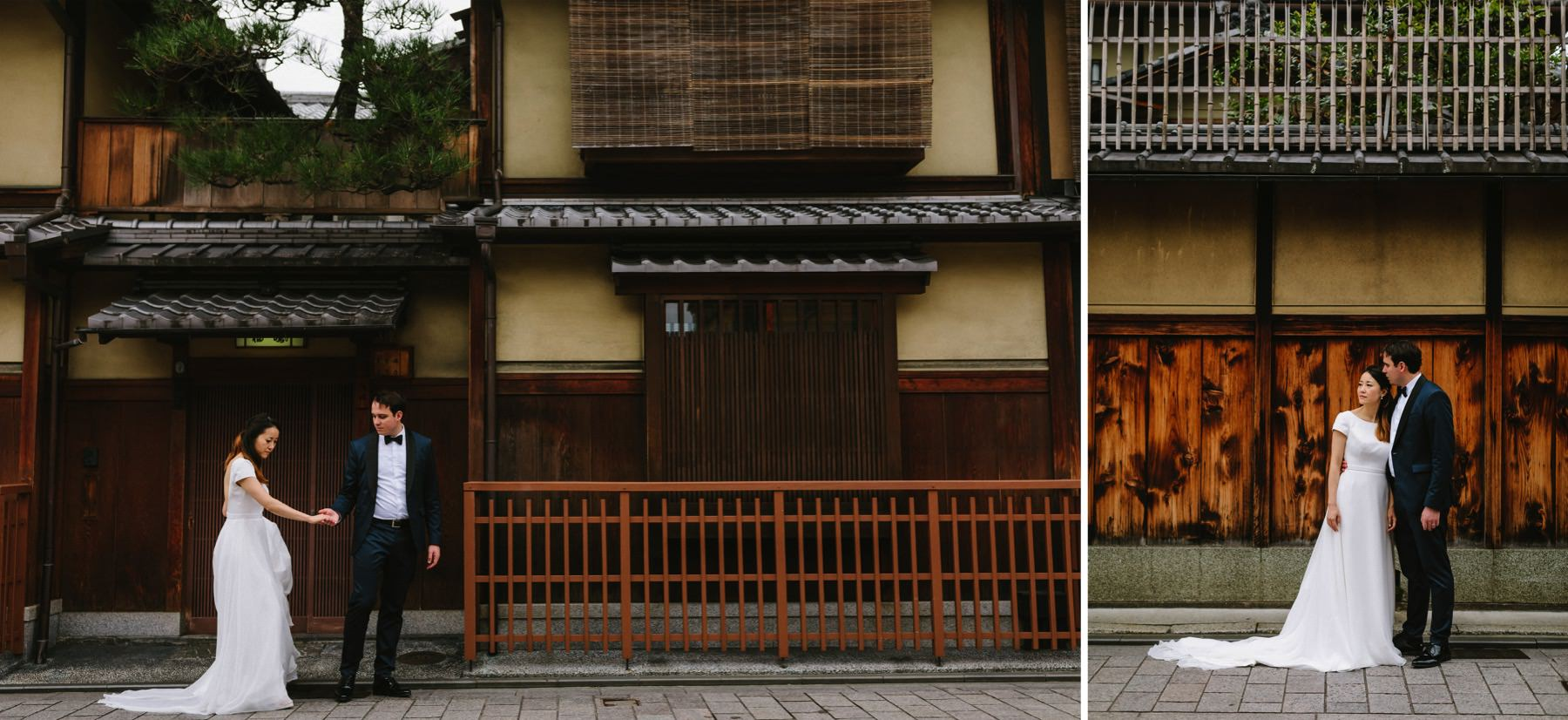 honeymoon session Gion Kyoto